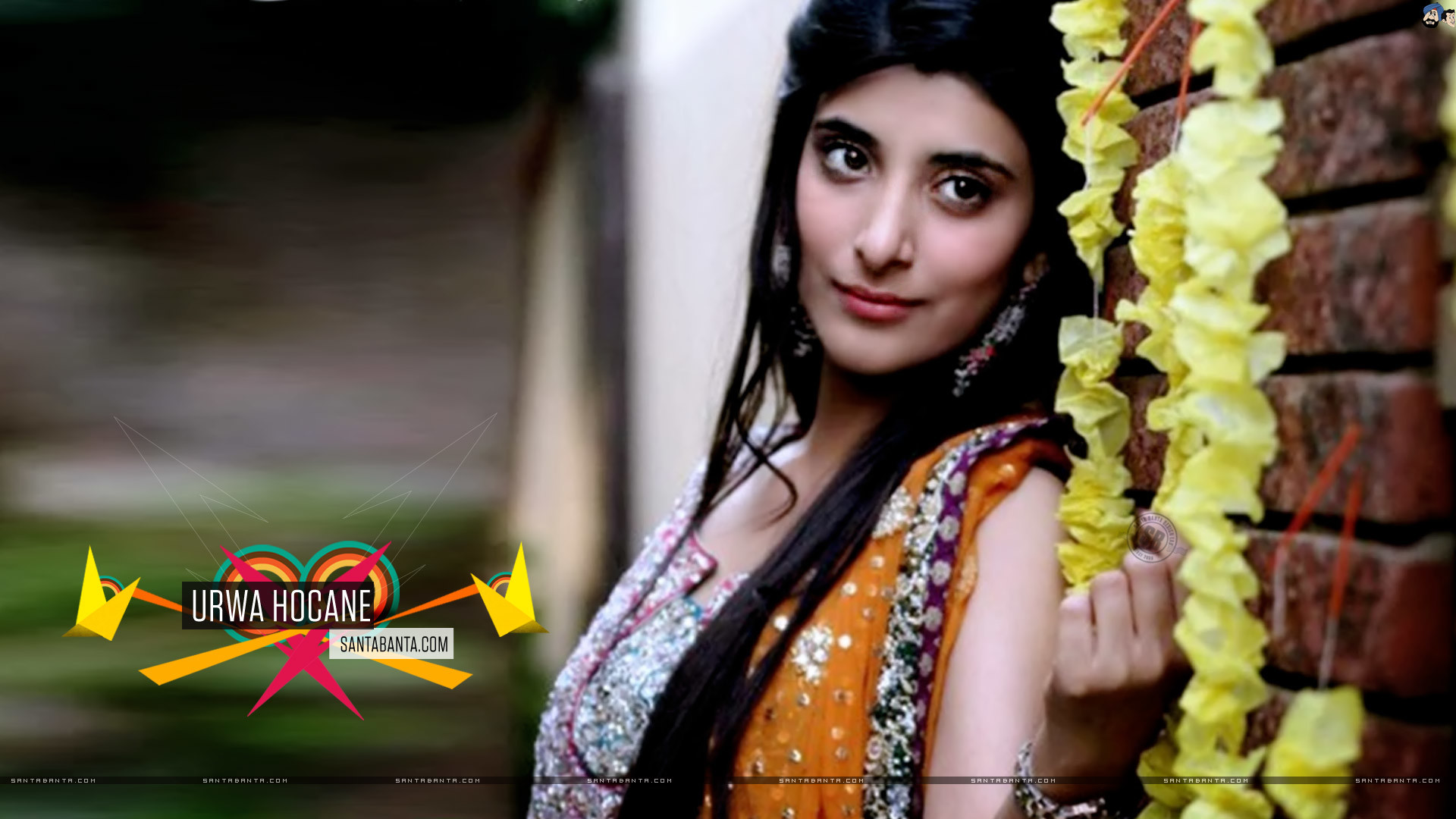 Pakistani Celebs(F) Urwa Hocane Wallpaper Wallpapers Also available in  screen resolutions.