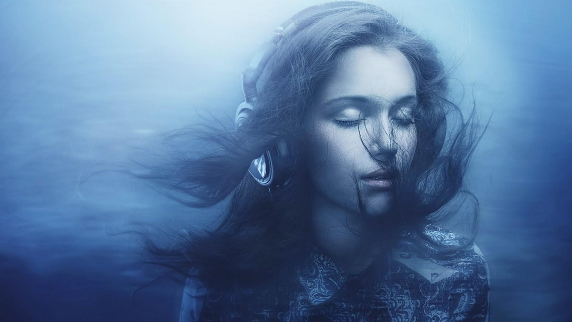 Water Girl desktop wallpapers and stock photos