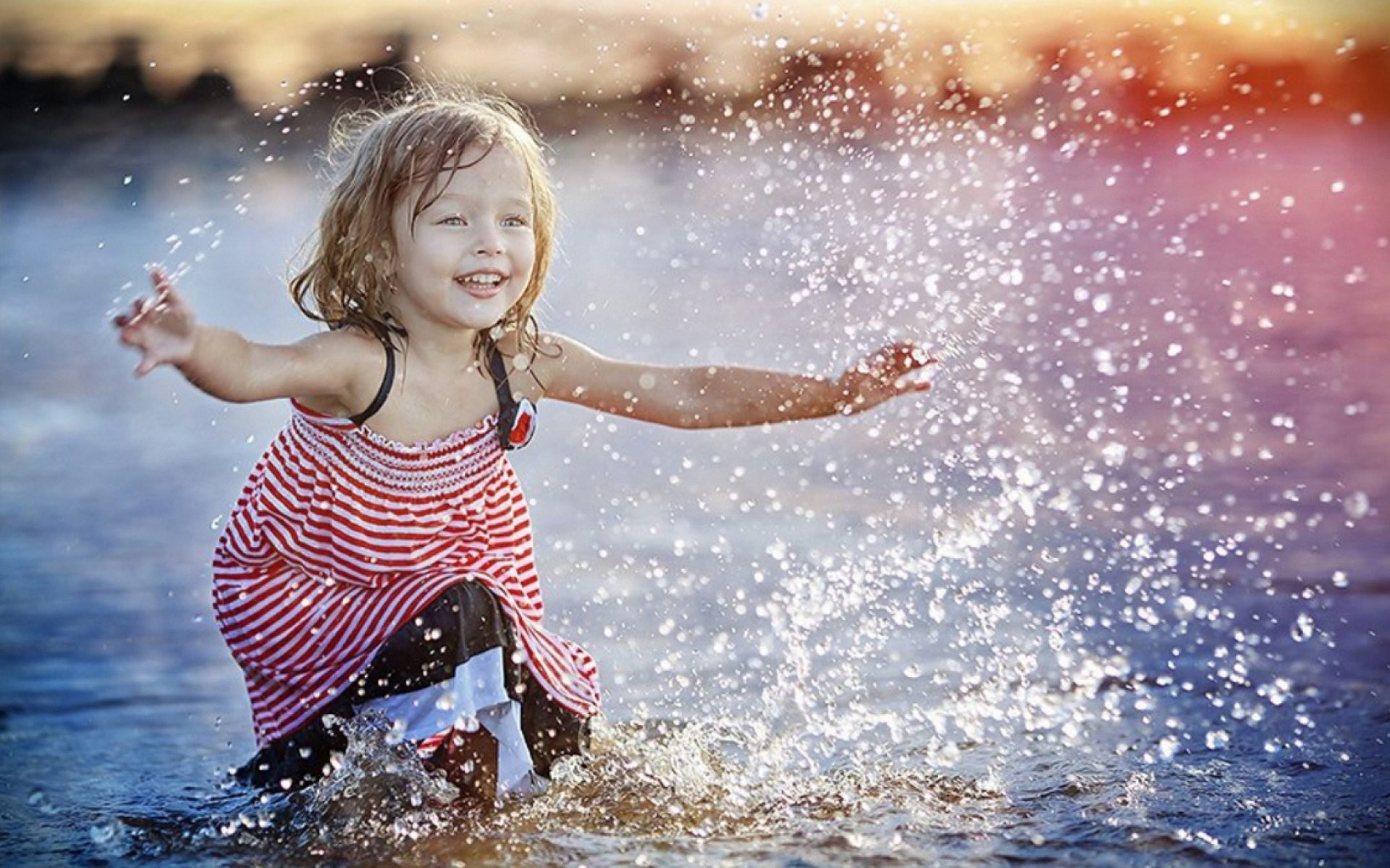 Cute Baby Girl Wallpaper HD Download For Desktop Mobile ×