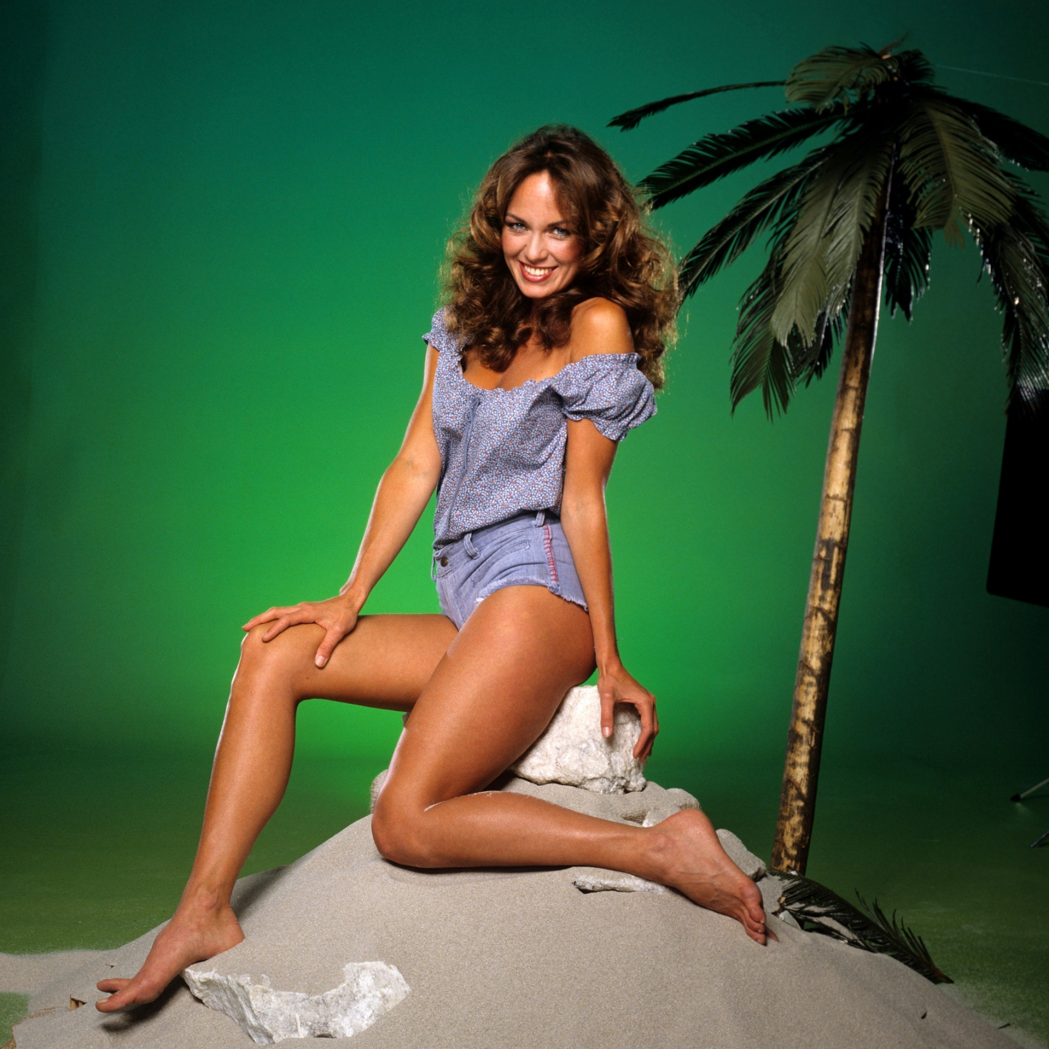 People who liked Catherine Bach's feet, also liked: