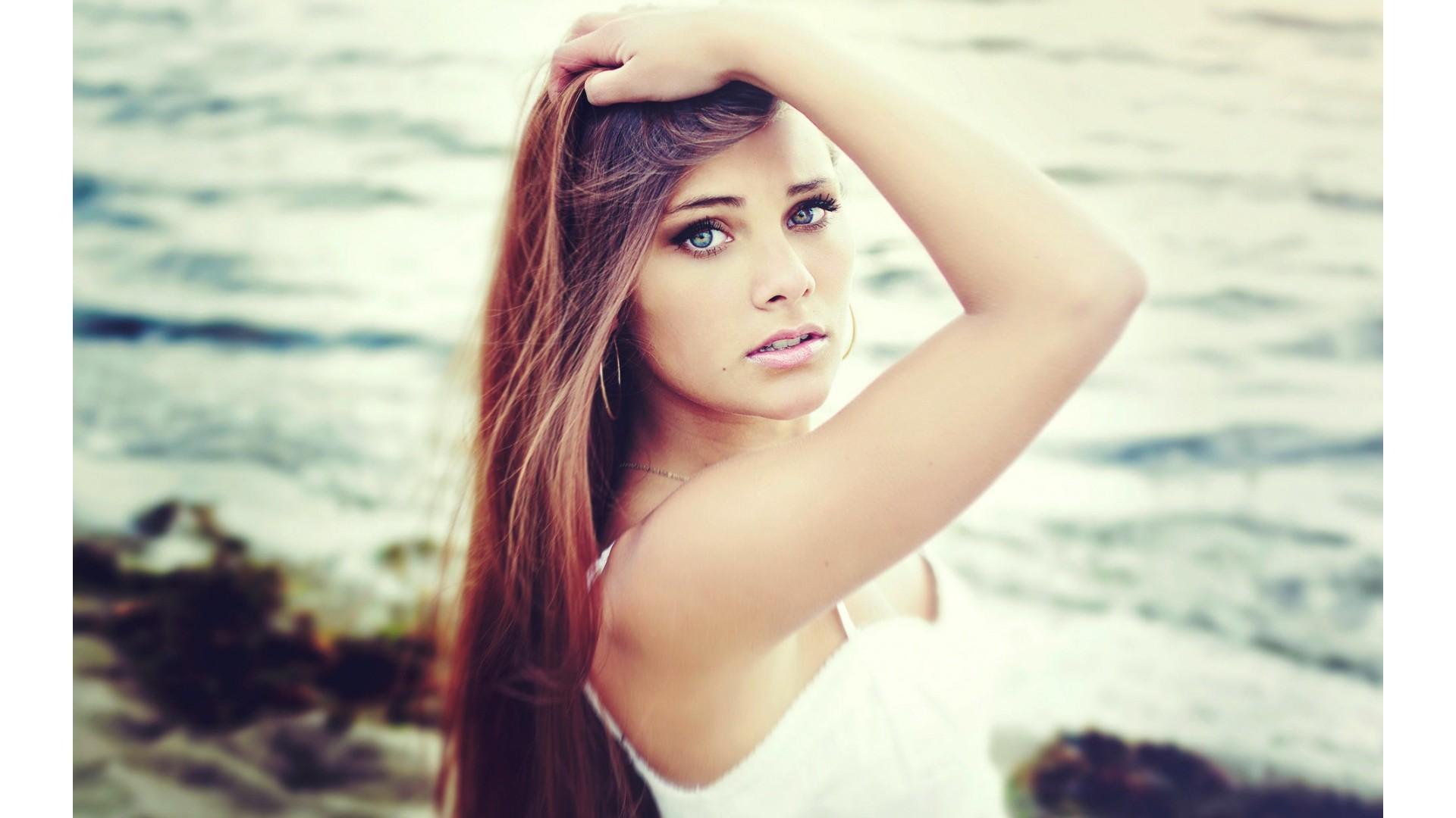 beautiful girls wallpapers tags beautiful woman pretty girl face close