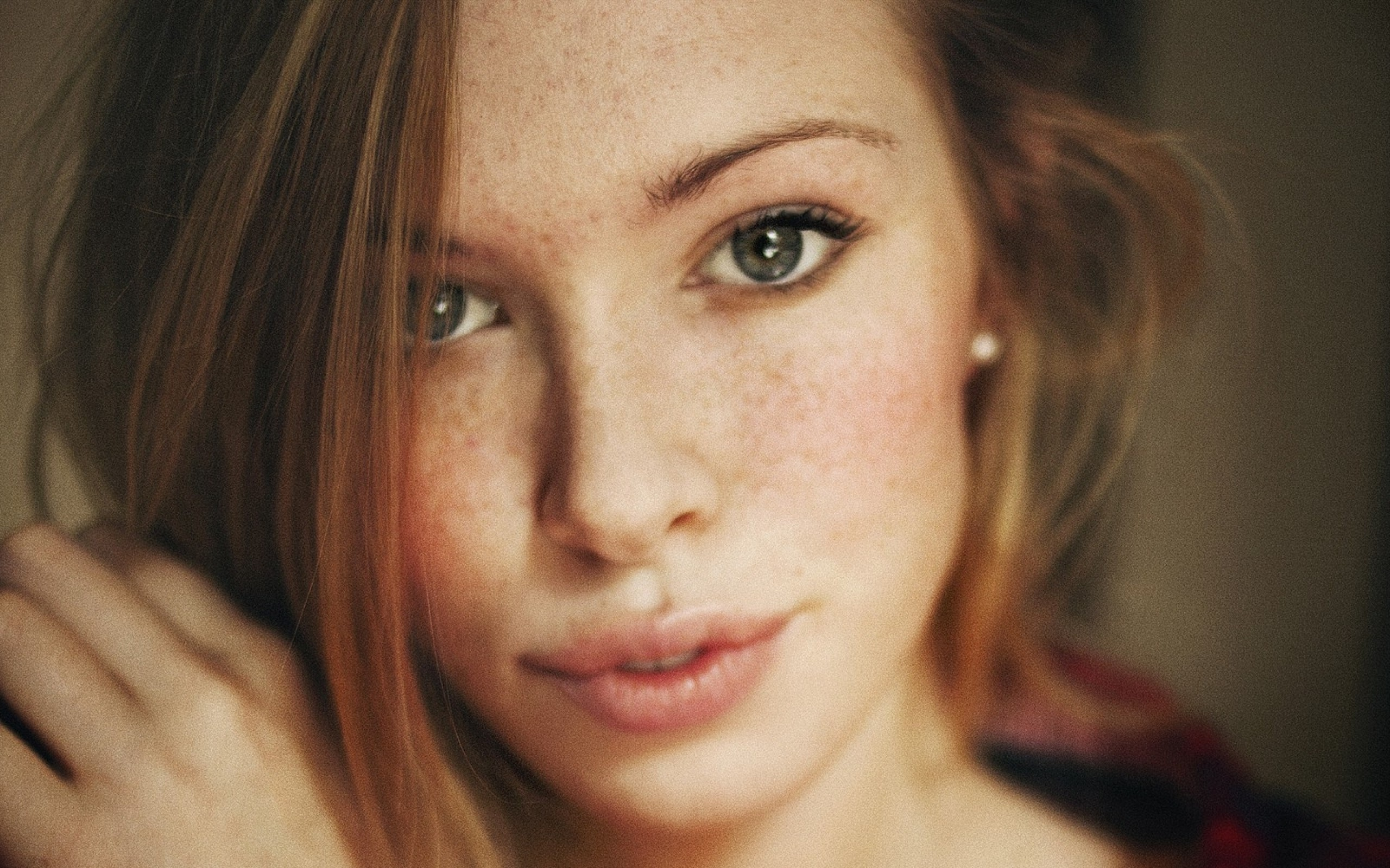 Portrait of a Pretty Face wallpapers and stock photos
