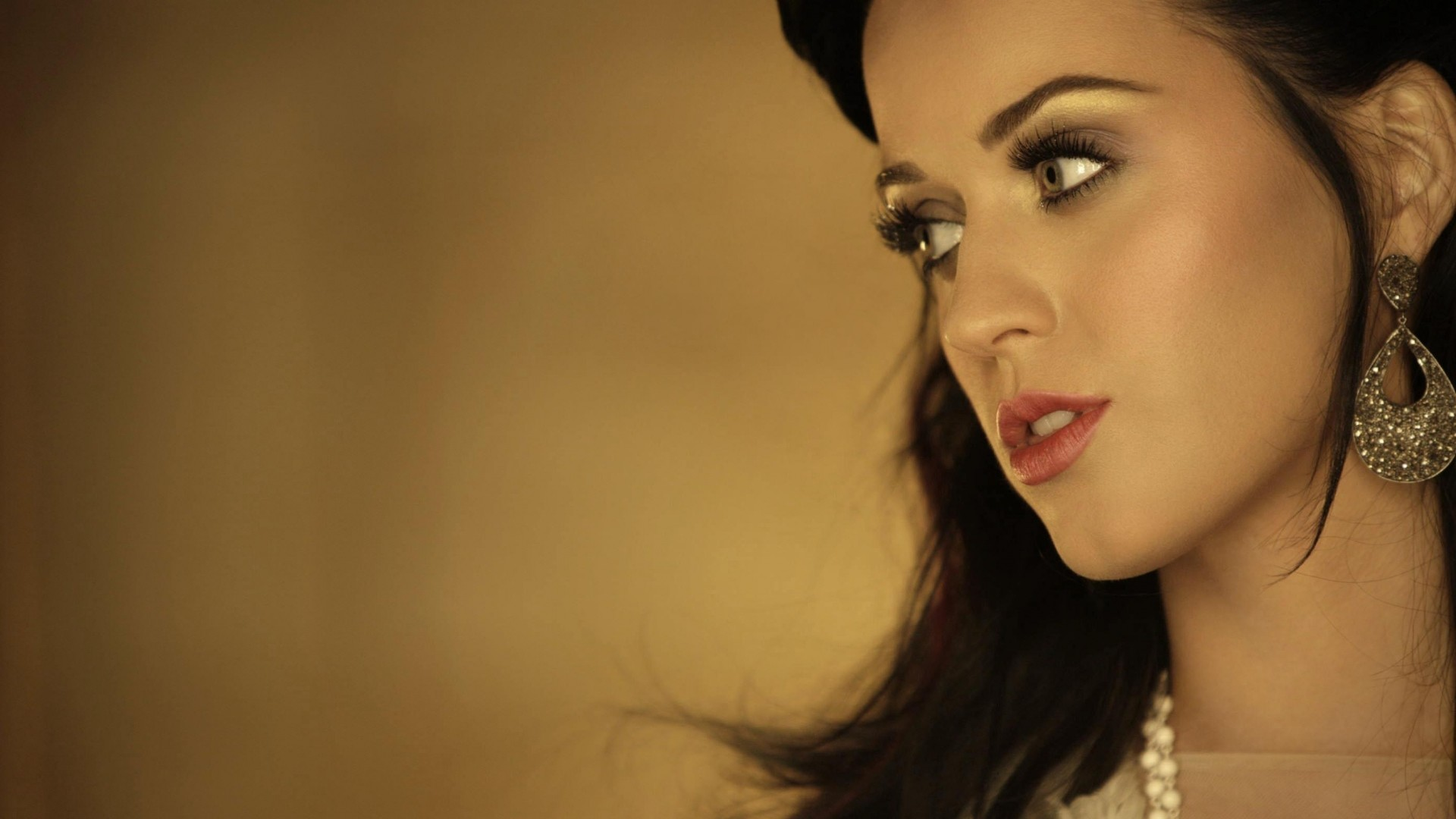 Preview wallpaper katy perry, girl, singer, look 1920×1080