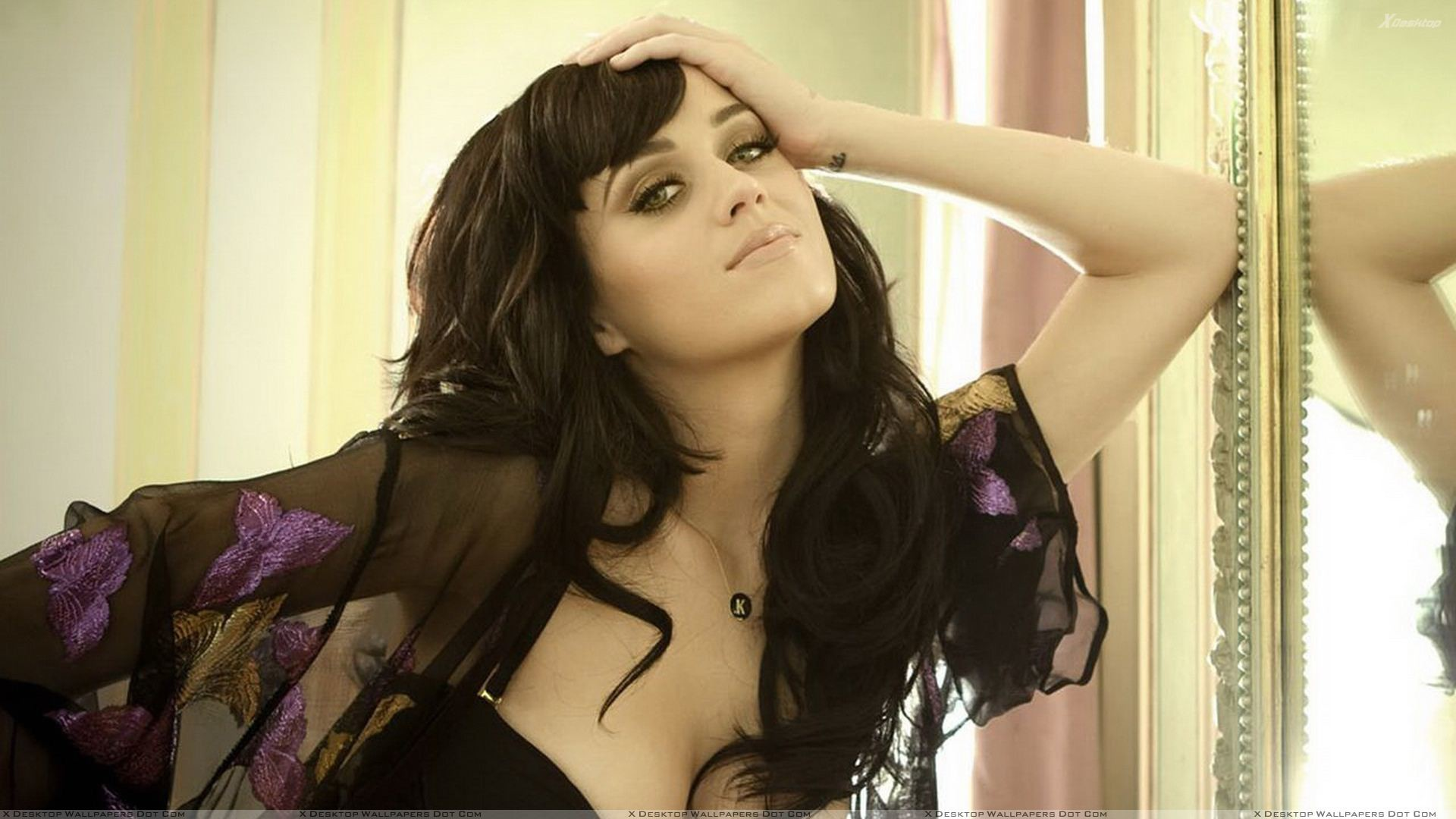 """You are viewing wallpaper titled """"Katy Perry …"""