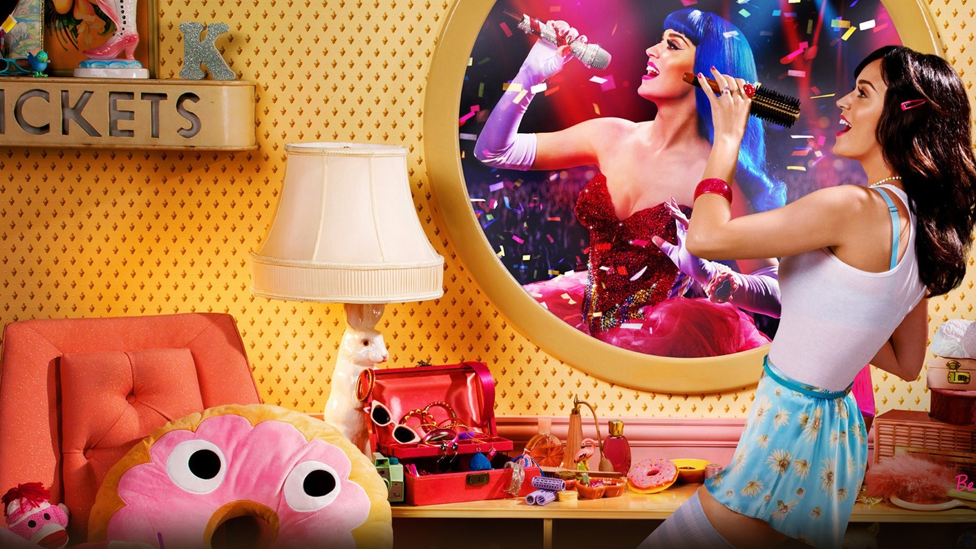 Music – Katy Perry Wallpaper