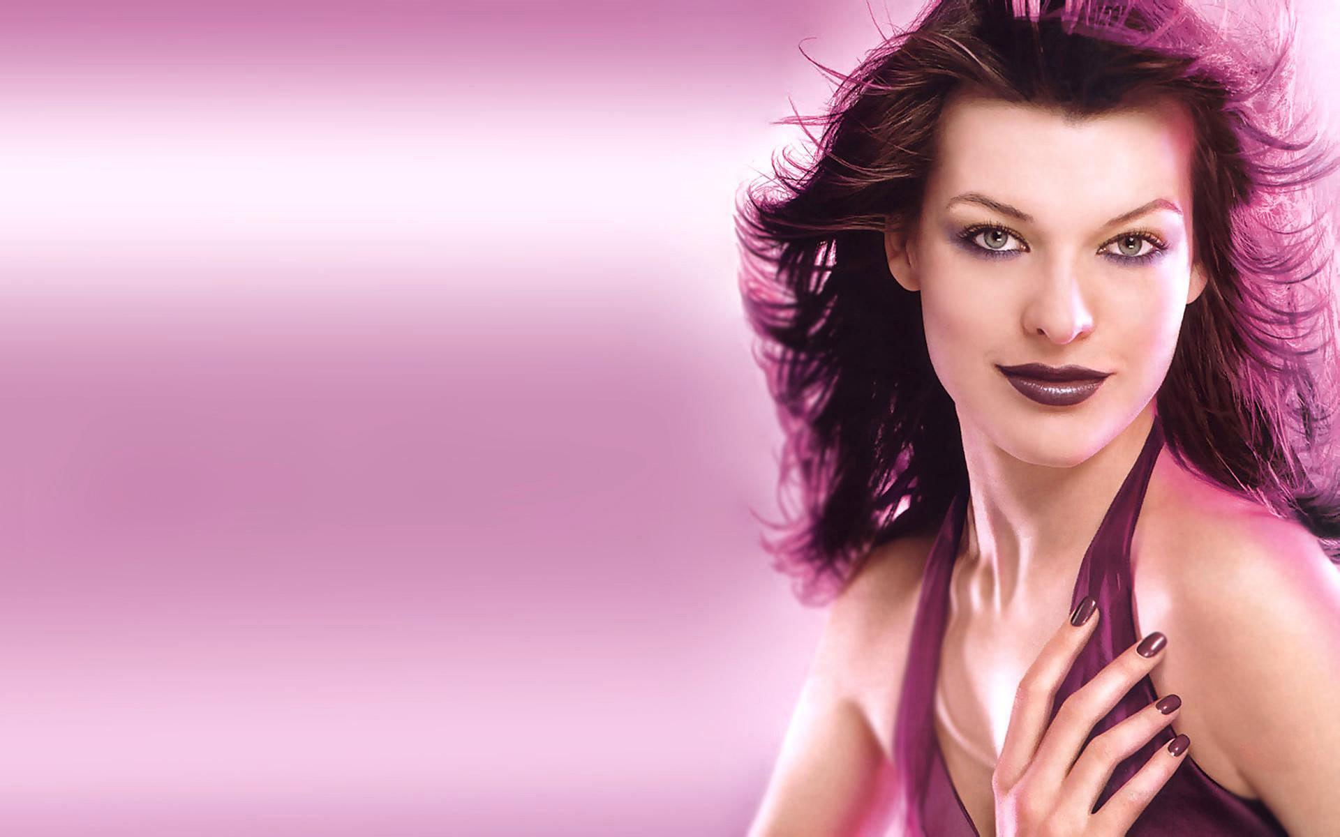 Milla Jovovich actress photo