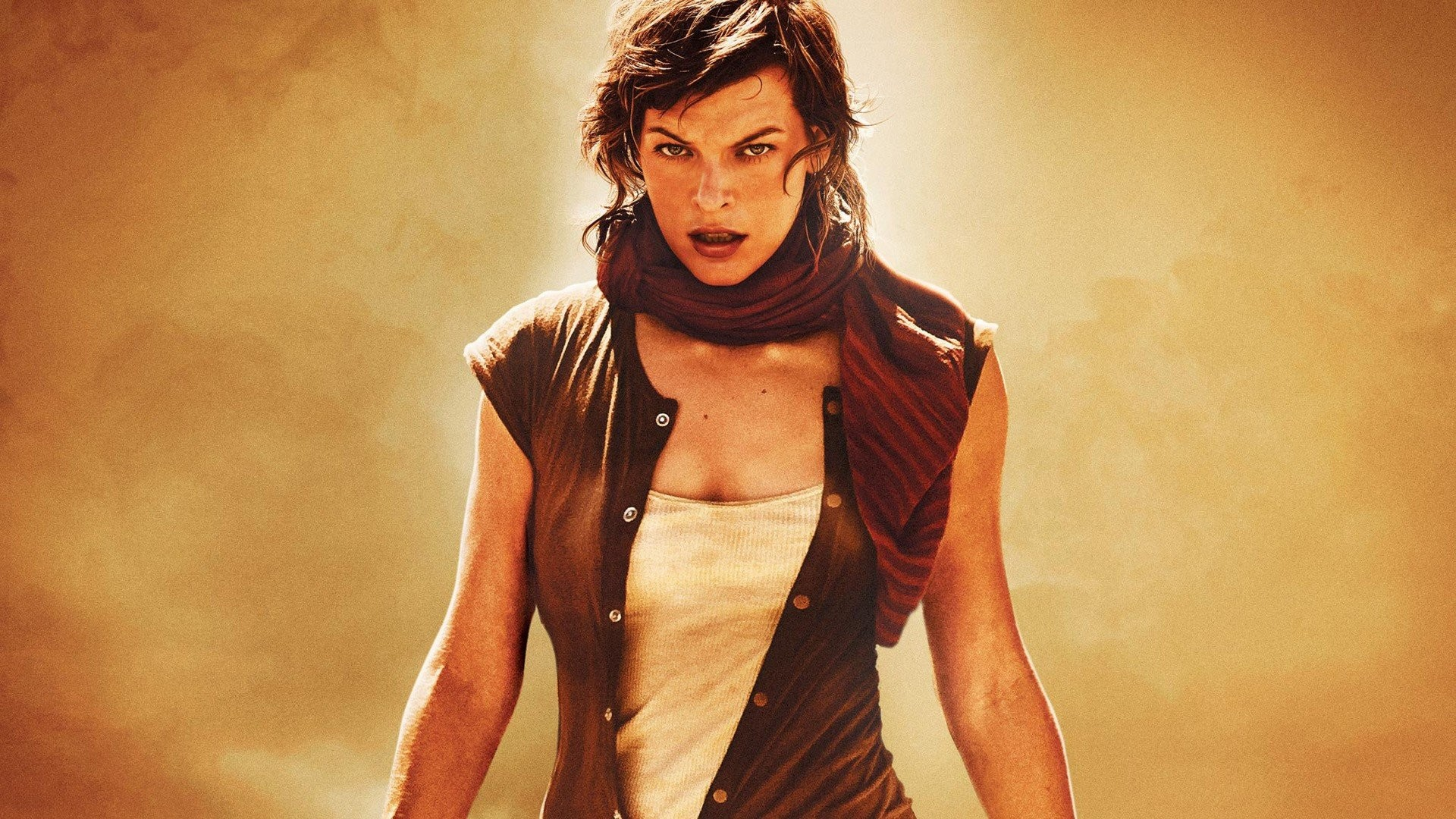 Movies Resident Evil Extinction Milla Jovovich