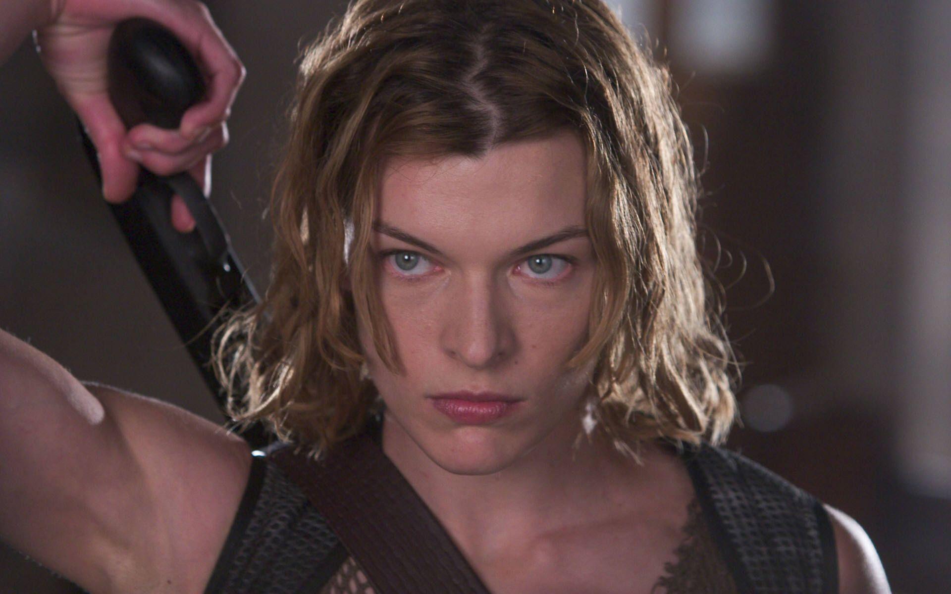<b>Resident Evil Milla Jovovich Wallpapers</b> – <b>