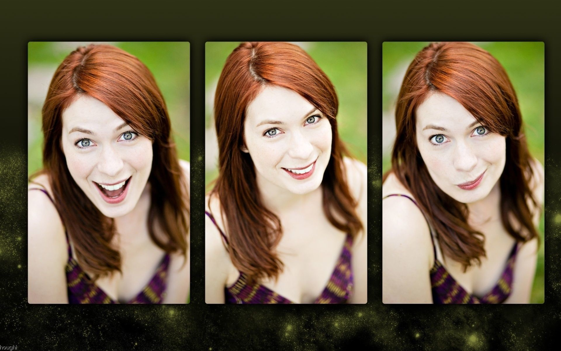 Felicia Day images Felicia Day Mashup Wallpaper HD wallpaper and background  photos