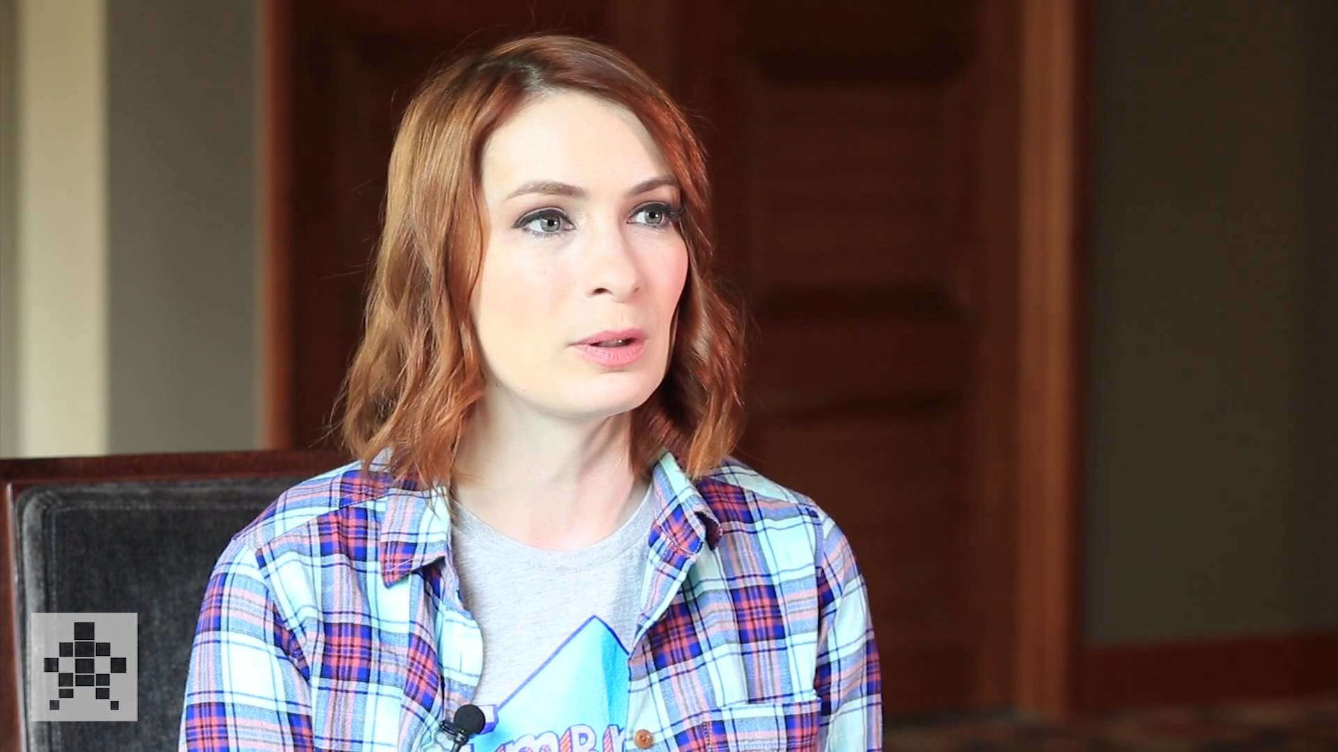 Felicia Day On Anxiety Disorder