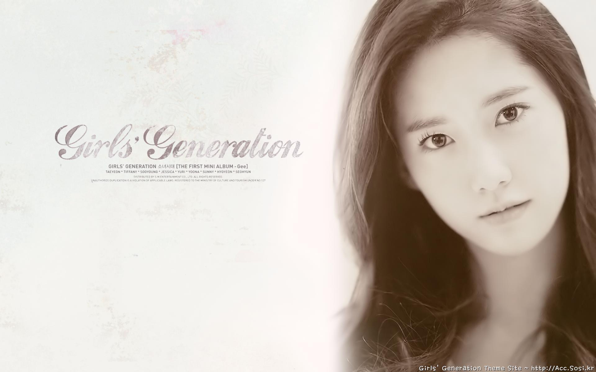 Girls Generation Yoona HD wallpaper | 1920×1080 | #19812
