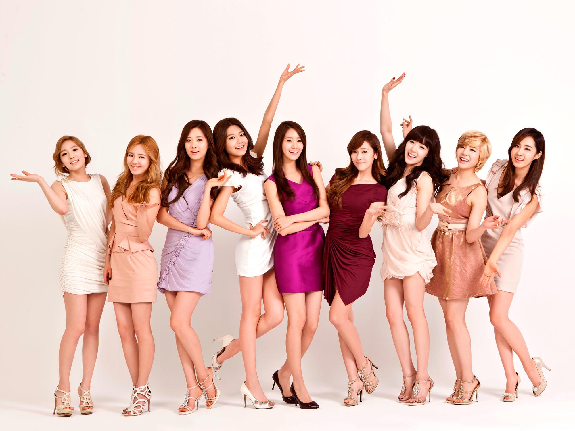 SNSD HD Wallpaper Girls Generation 9 – https://www.3amies.com