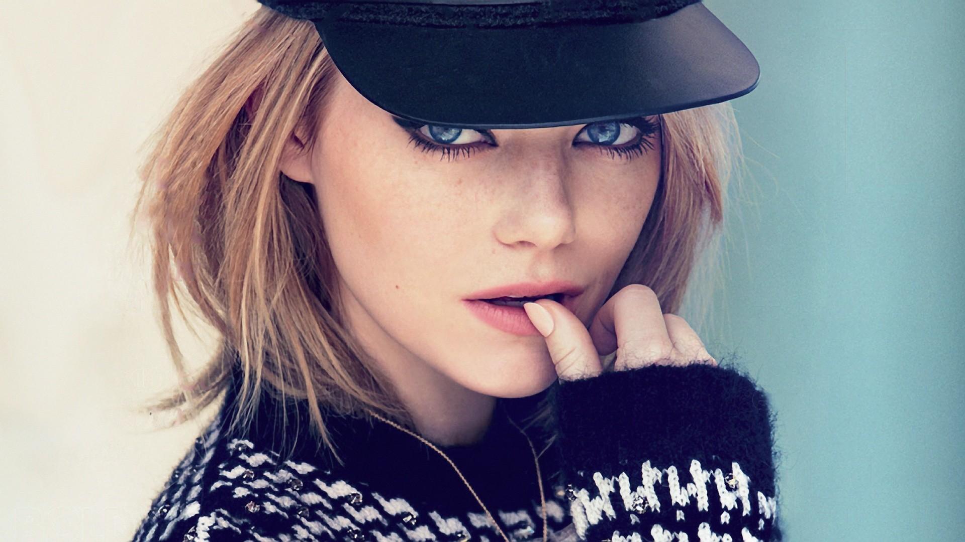 Emma Stone HD Full HD Wallpaper