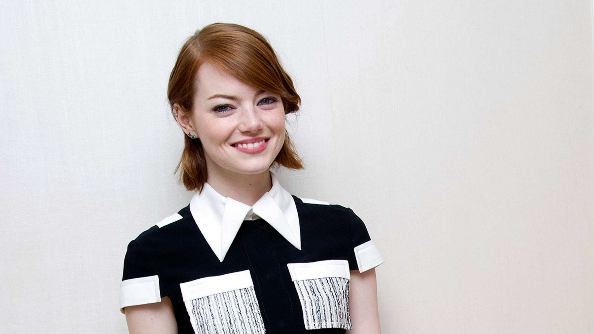 Emma Stone Smile Wallpaper 61005
