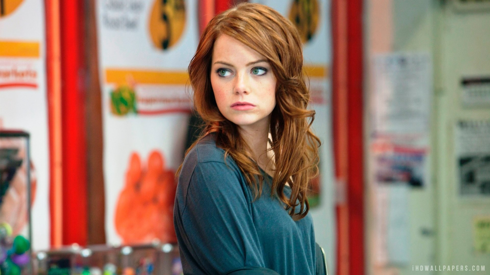 Emma Stone Movie 43