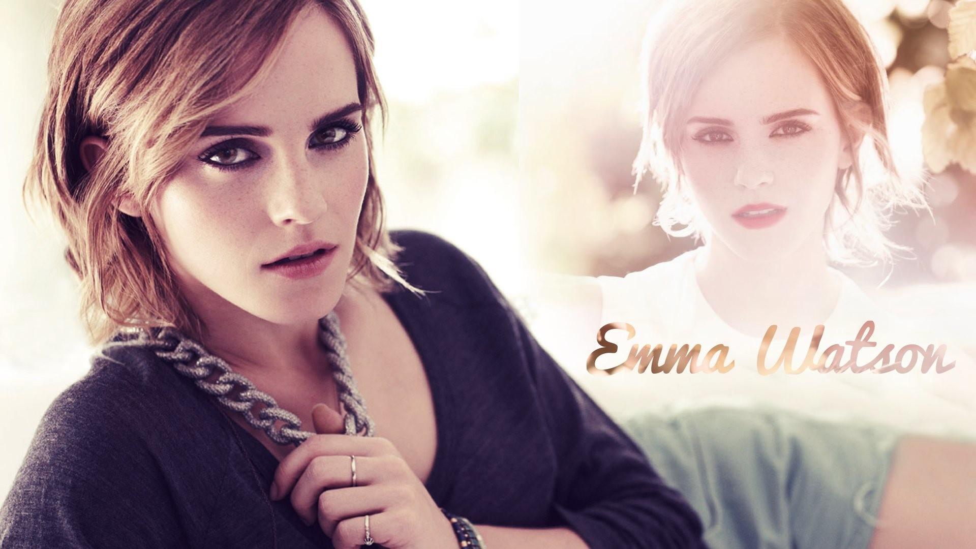Wallpaper 2: Emma Watson. High Definition HD 1920×1080