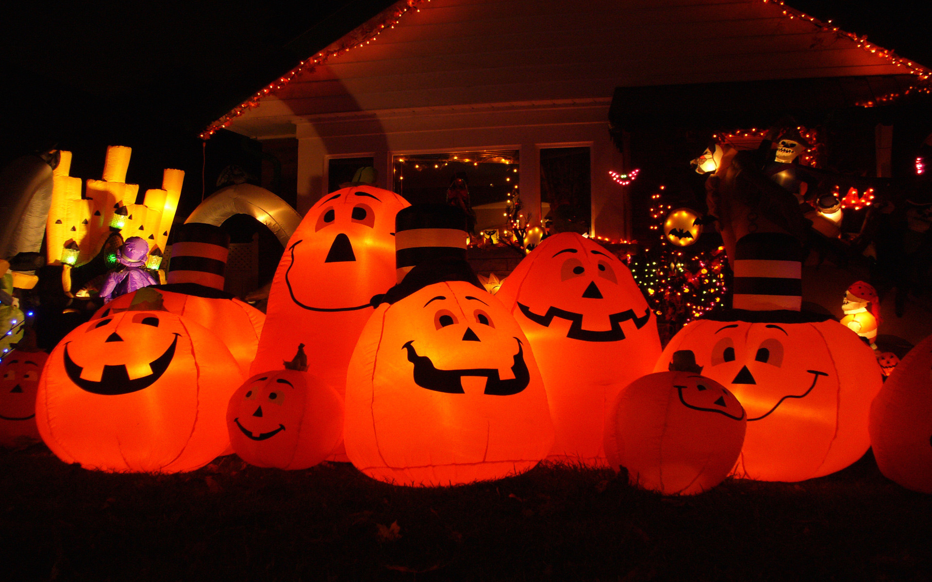 Смотреть хэллоуин картинки