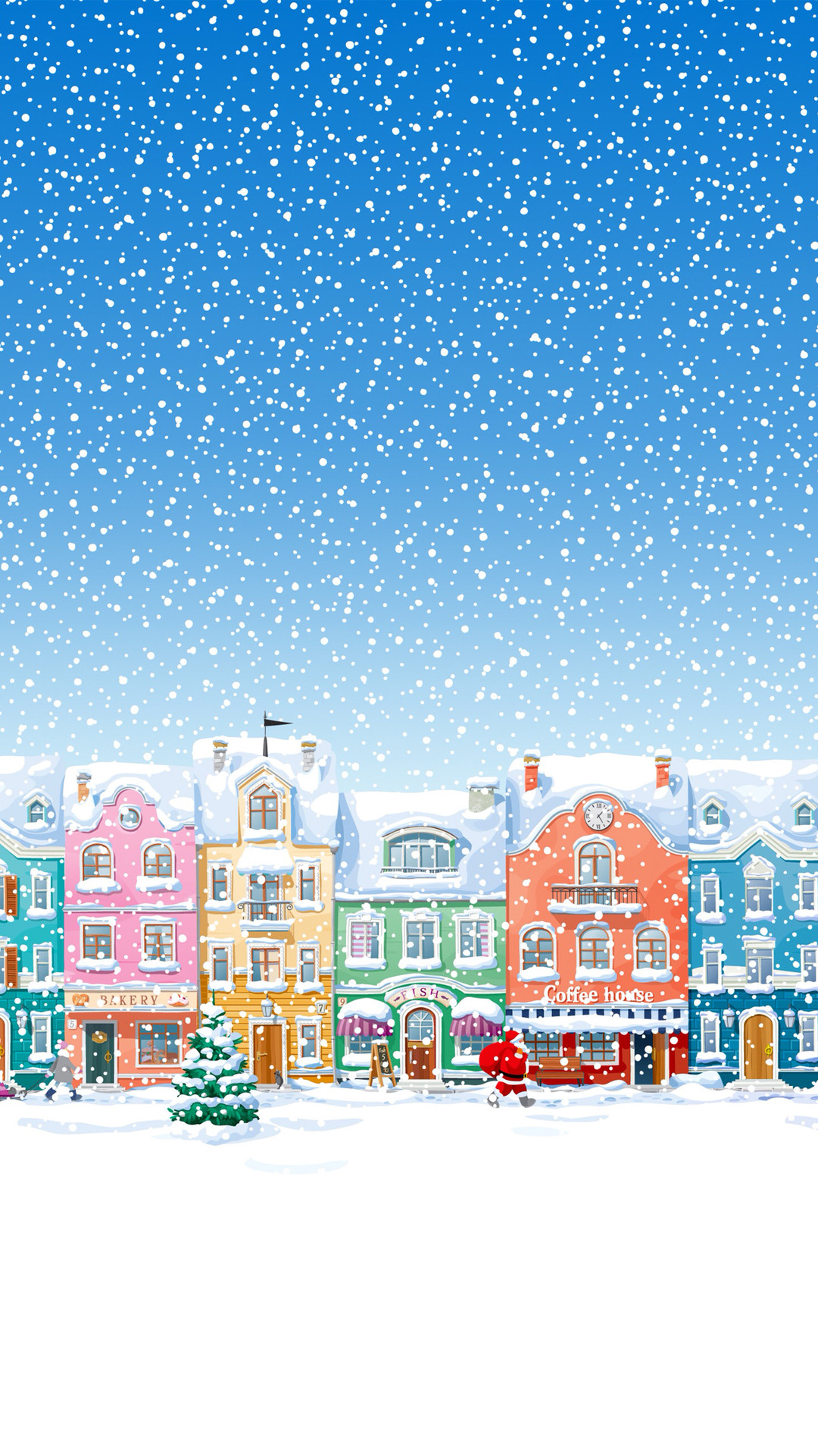 58 Christmas Wallpaper And Screensavers