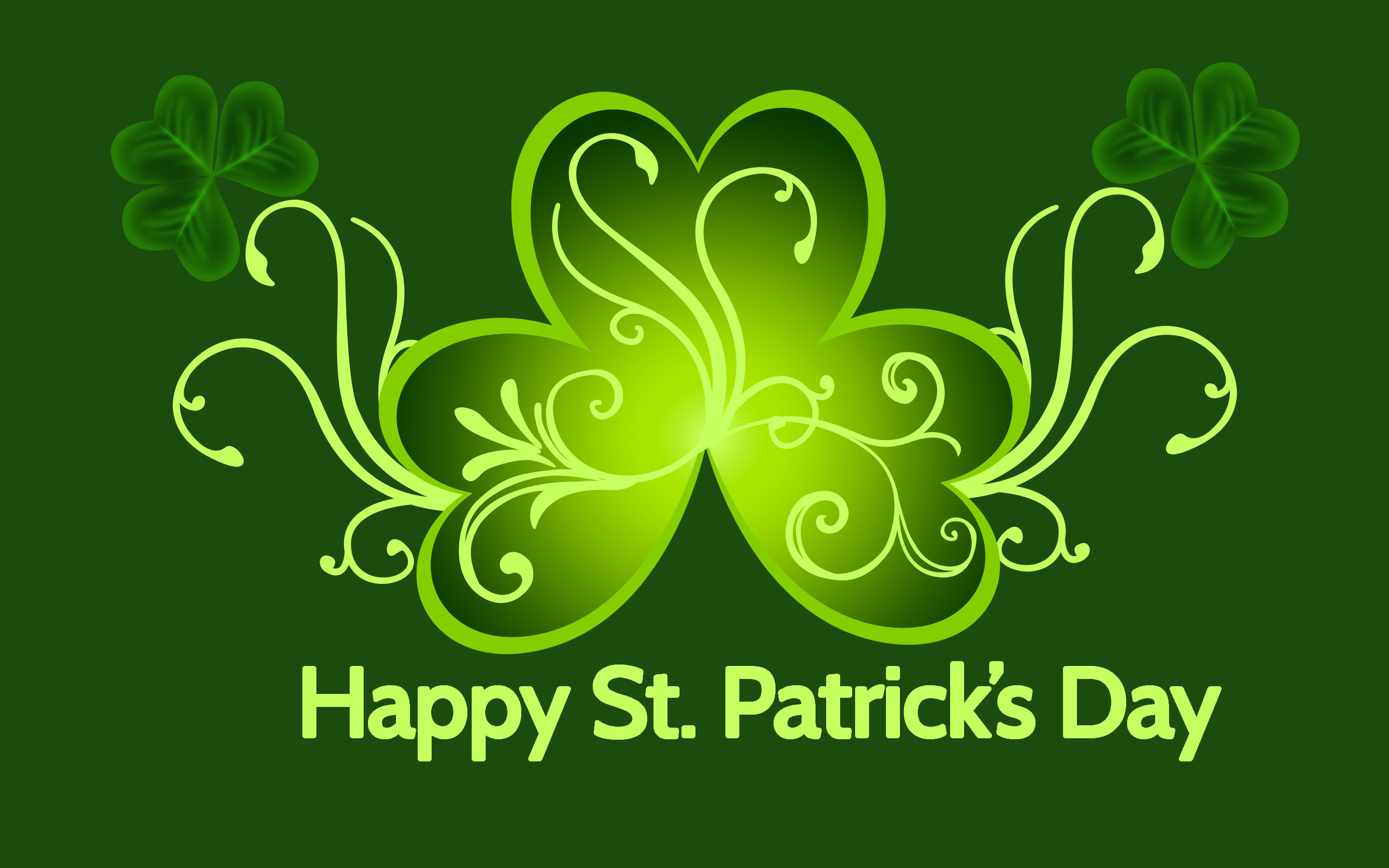 HD Wallpaper | Background ID:681795. Holiday St. Patrick's Day