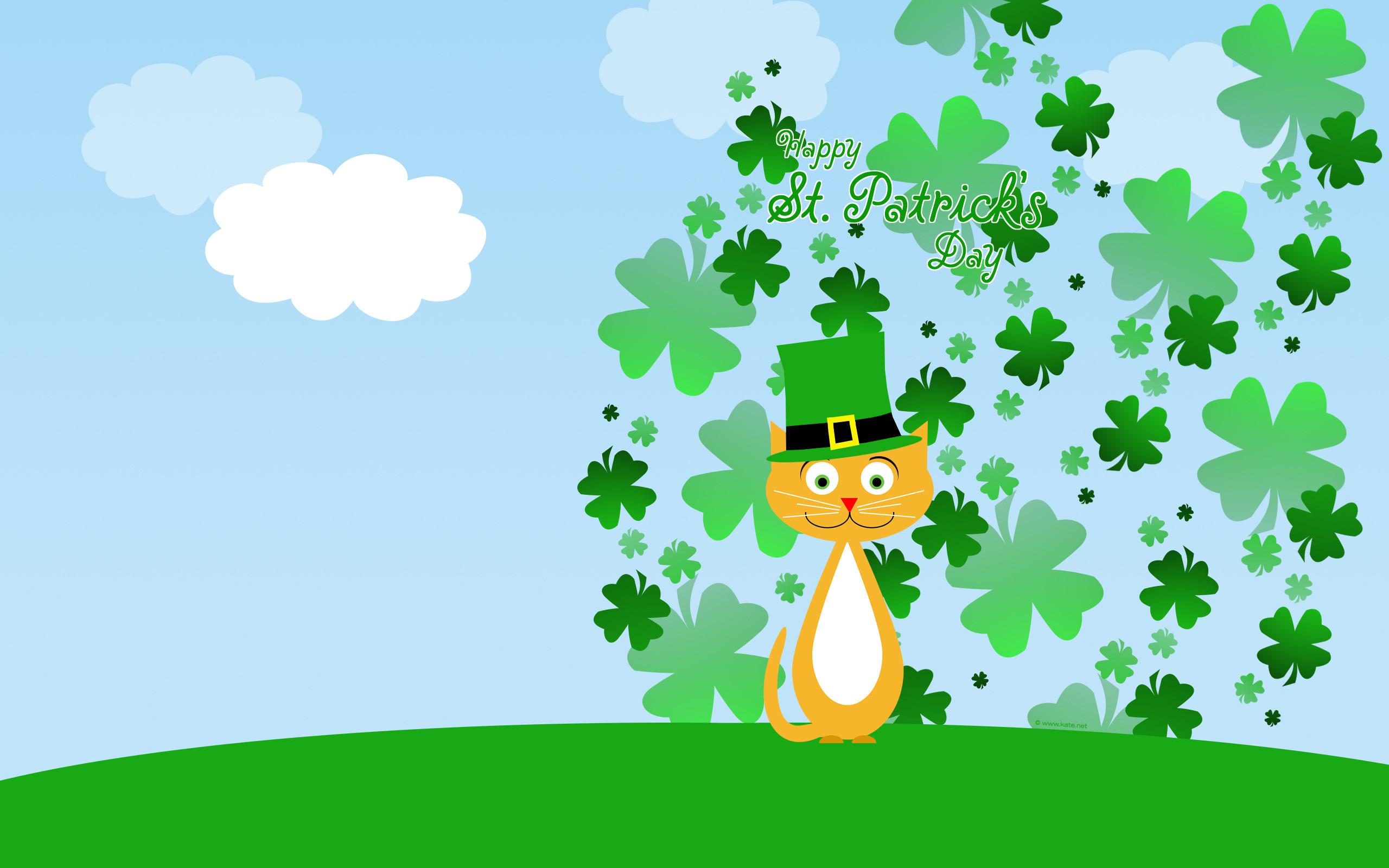 St Patricks Day Backgrounds