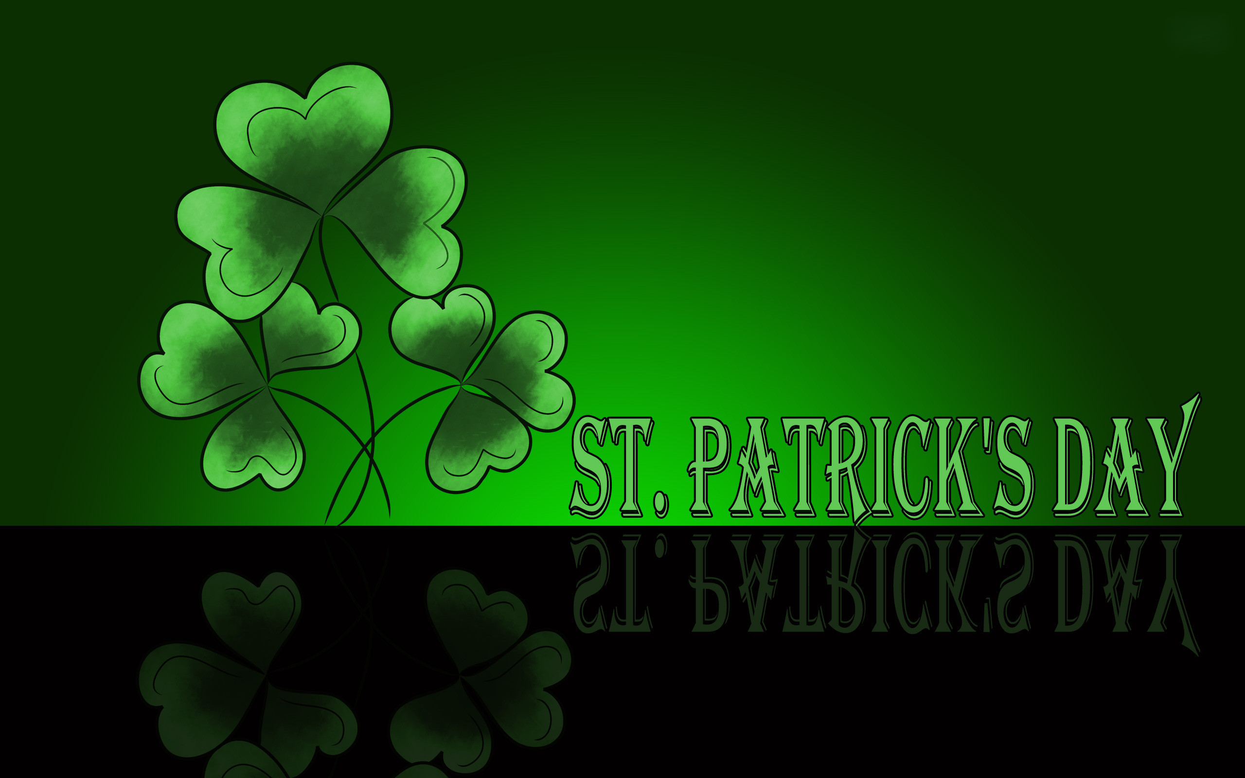 HD Wallpaper | Background ID:572695. Holiday St. Patrick's Day