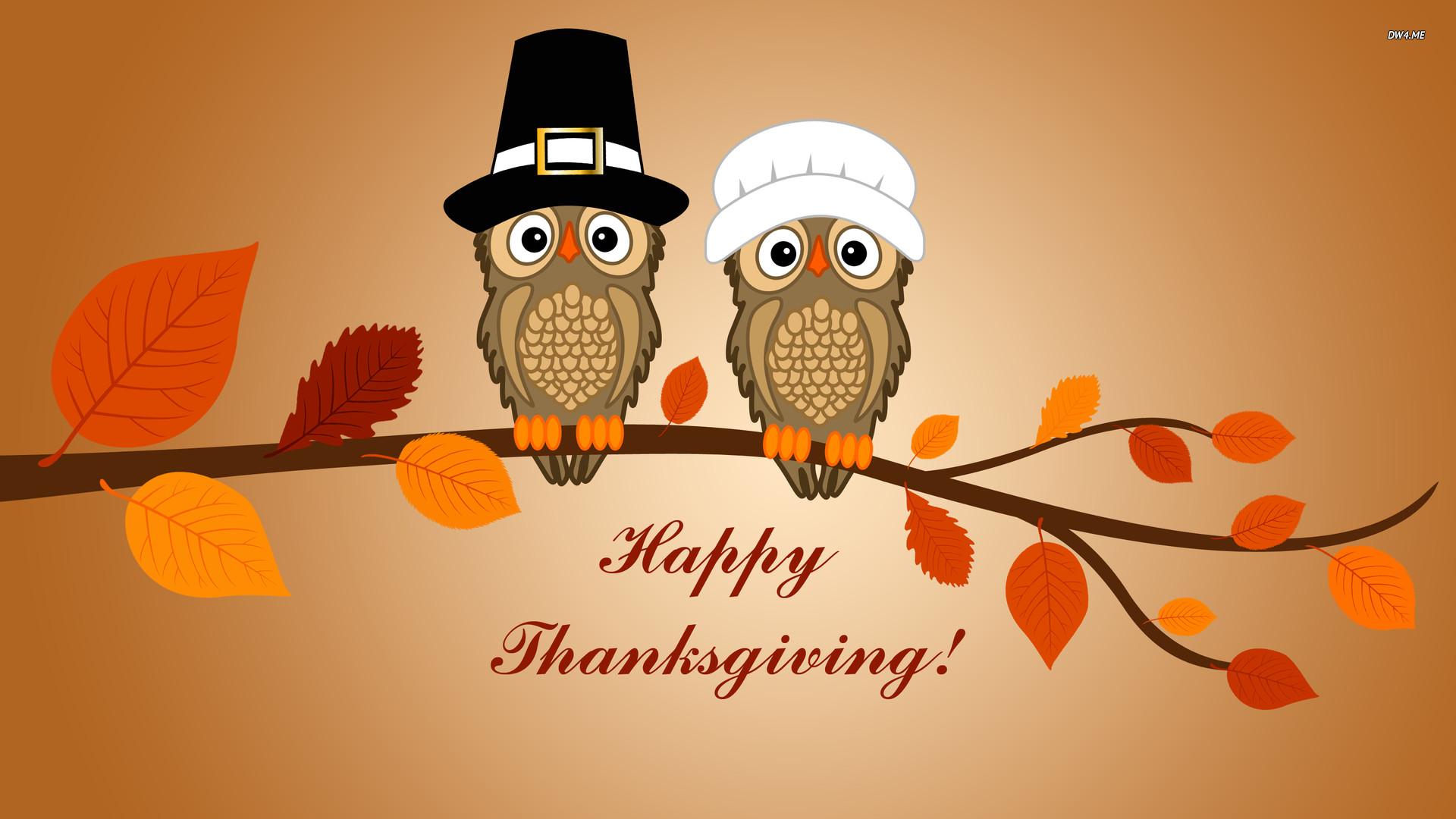 Happy Thanksgiving Wallpaper 2017