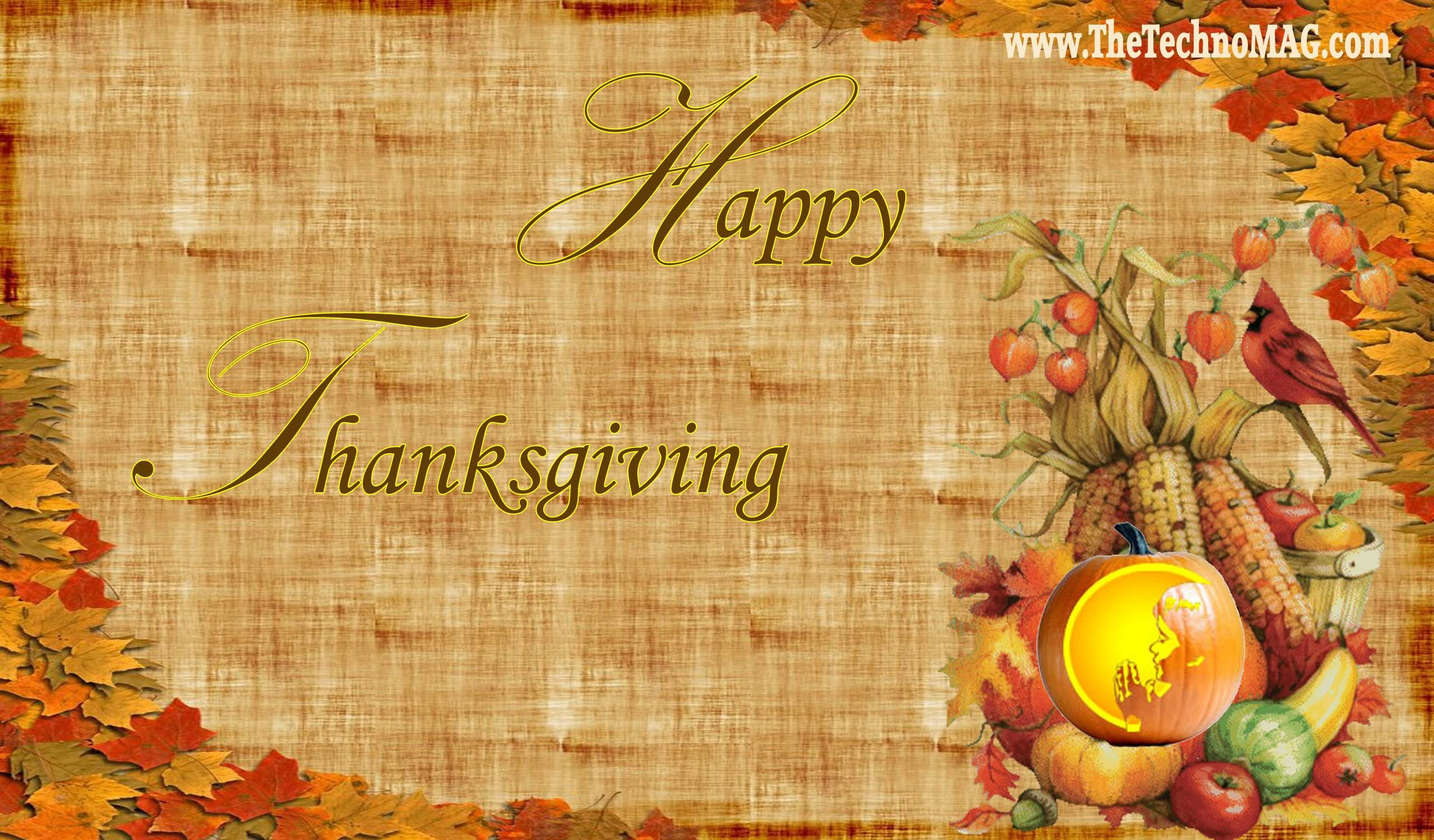 Happy Thanksgiving Wallpaper Backgrounds #8781526