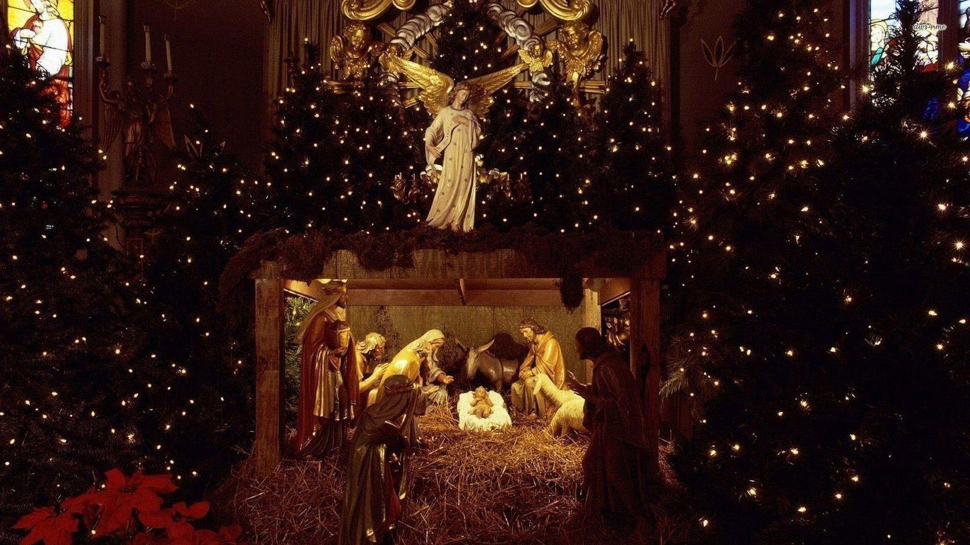 CHRISTMAS Jesus Desktop Screensavers   Jesus and Christmas – Merry .