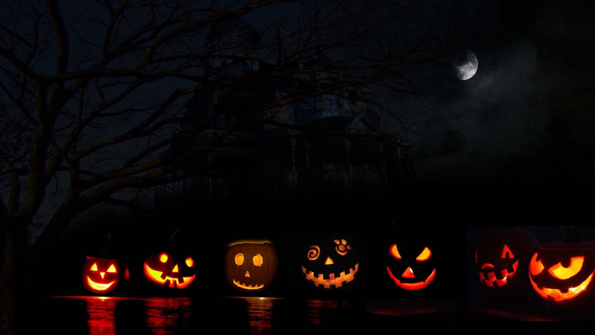Halloween Desktop Backgrounds – Festival Collections