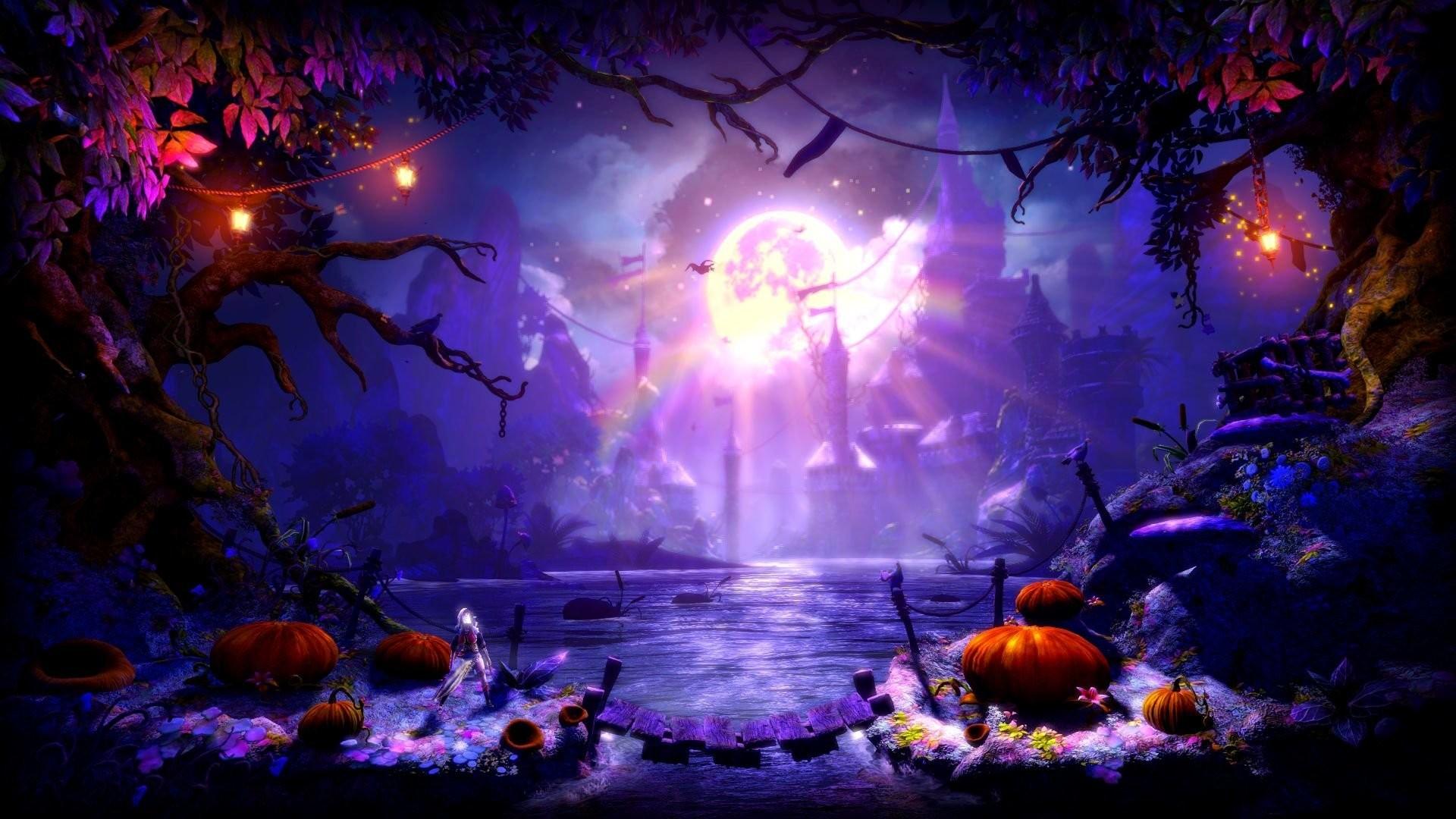 Holiday – Halloween Wallpaper
