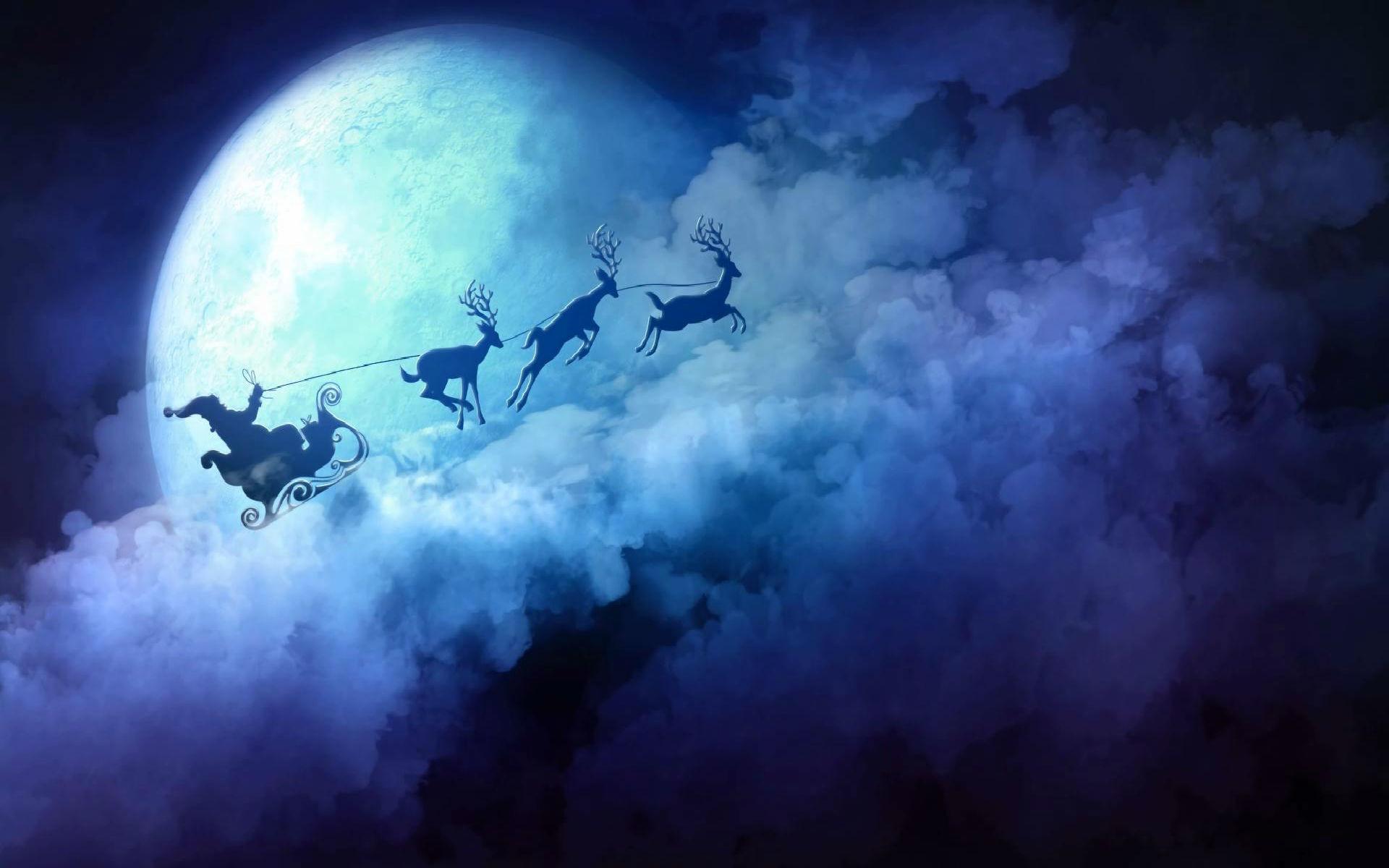 Free Animated <b>Christmas Desktop Wallpaper</b> | .