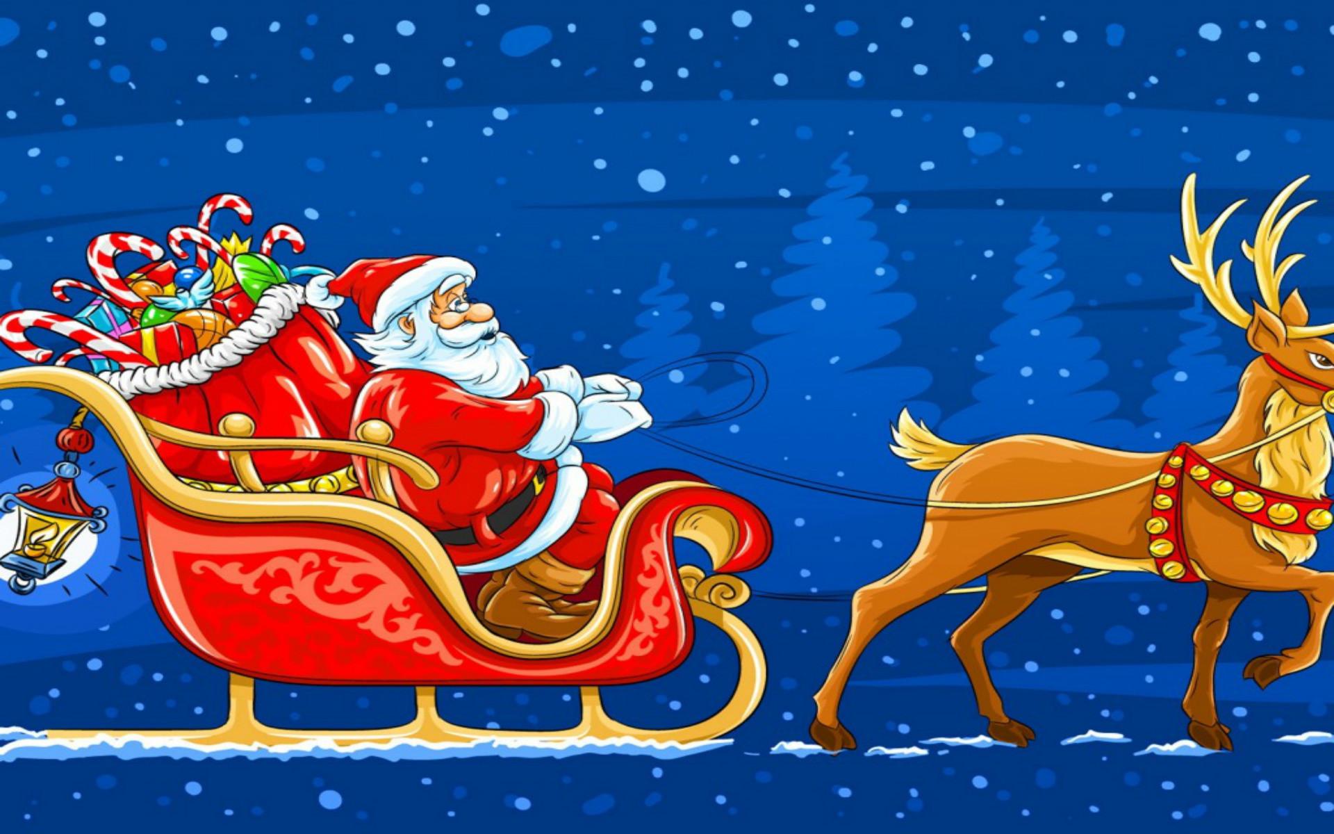22 Best Christmas Desktop Wallpapers