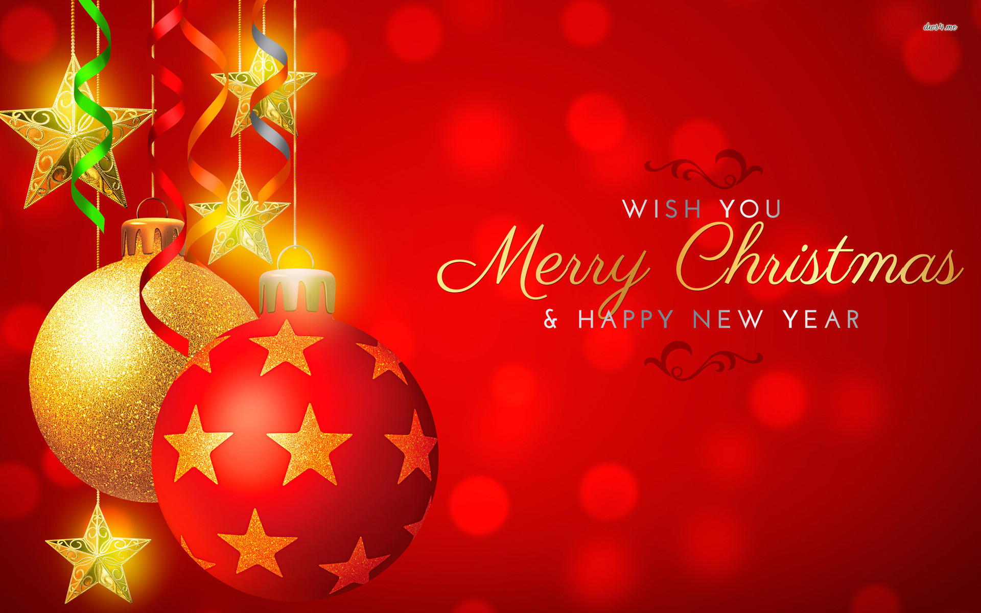 10 Merry Christmas Wallpapers Full HD for Desktop PC | All for Windows .