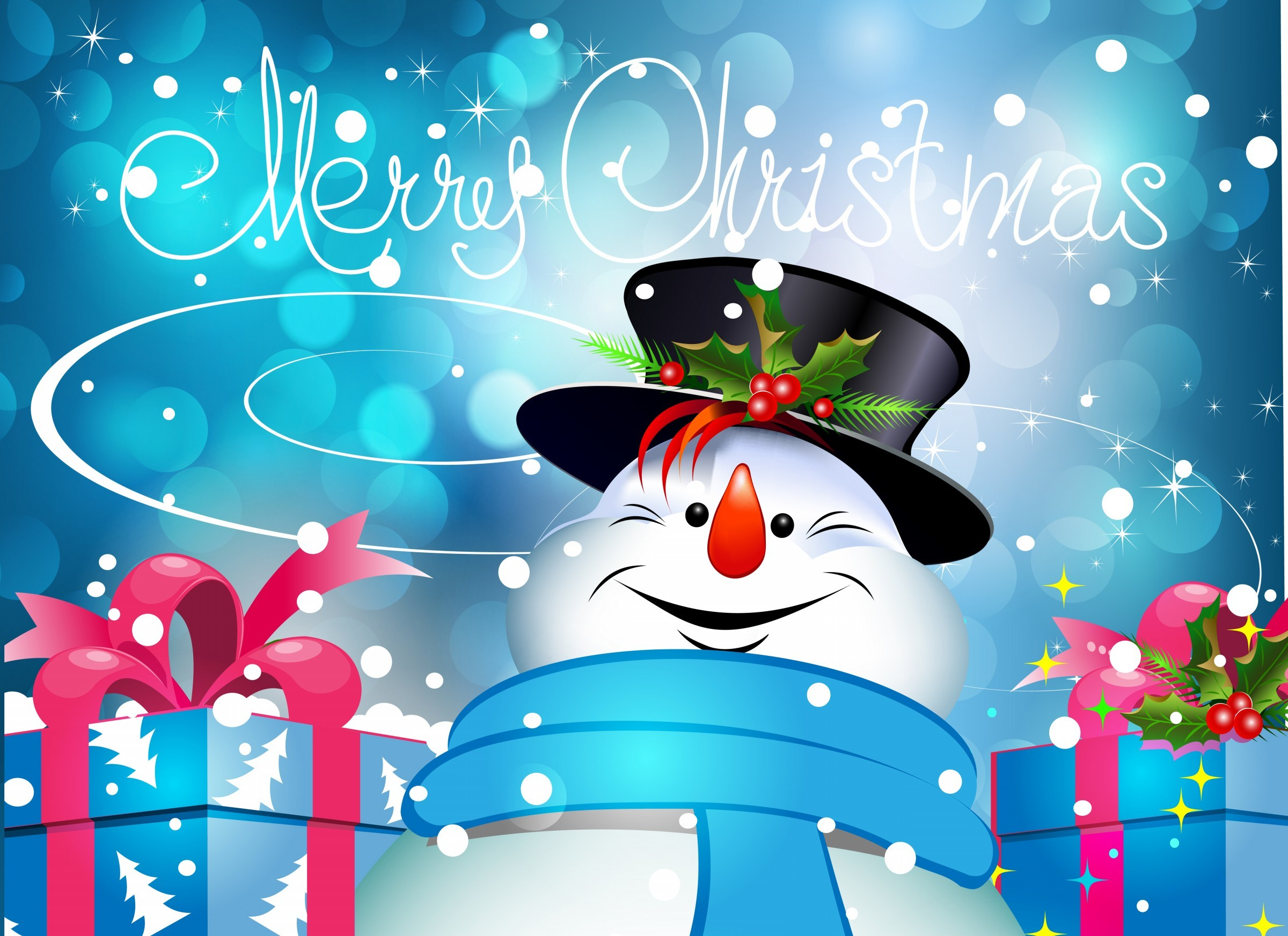 Christmas Desktop Wallpapers Free