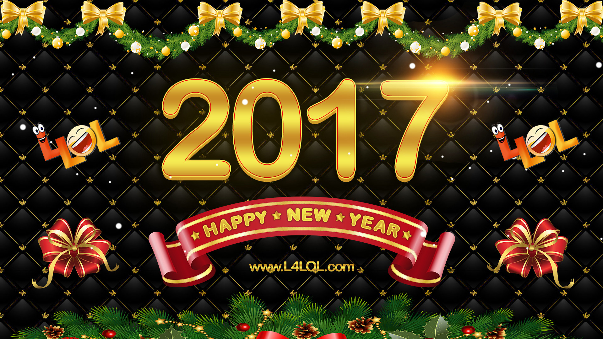 Happy New Year 2017 Wallpapers HD | Happy New Year 2017 Wallpapers