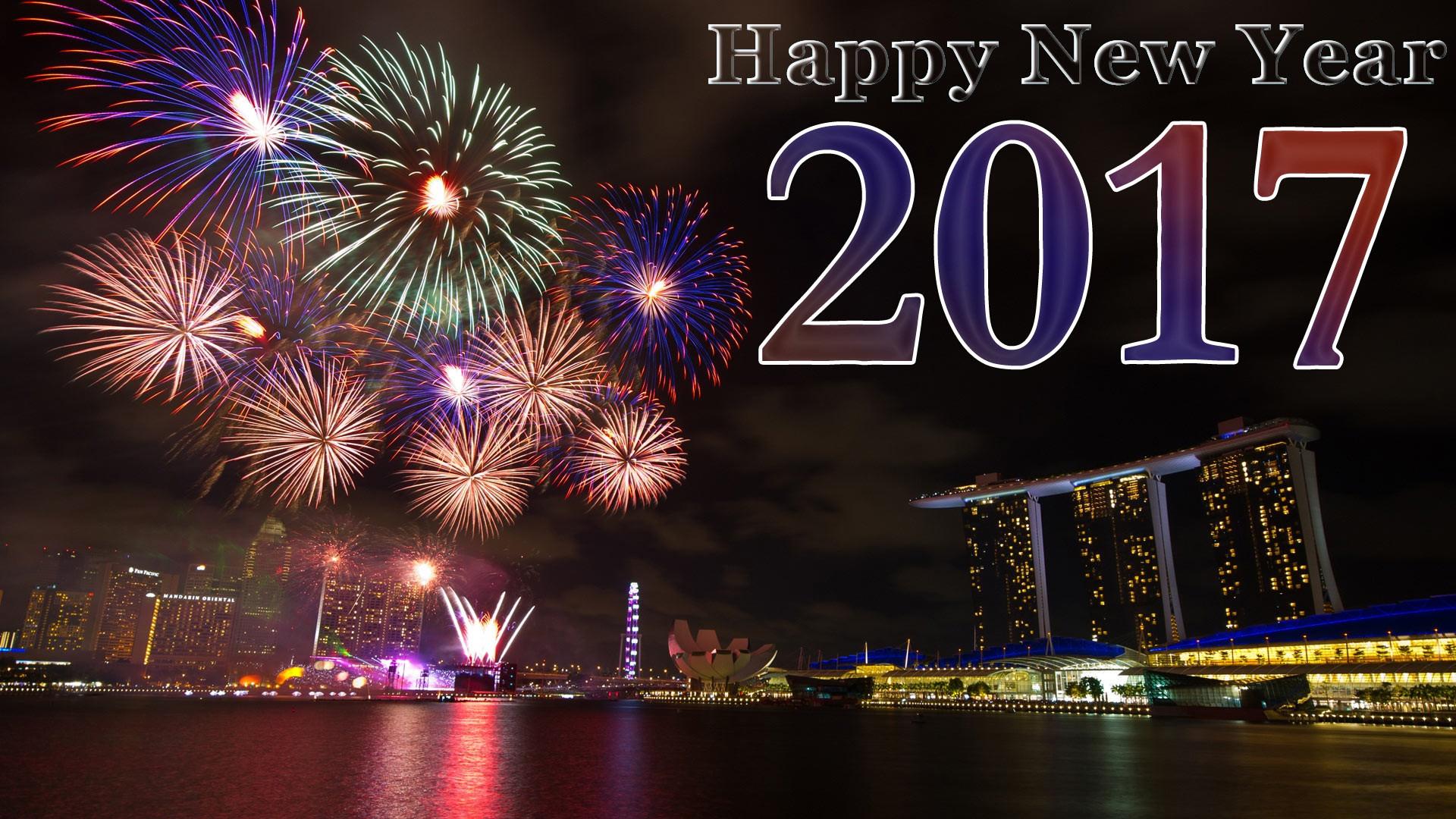 Wallpaper · Happy New Year …