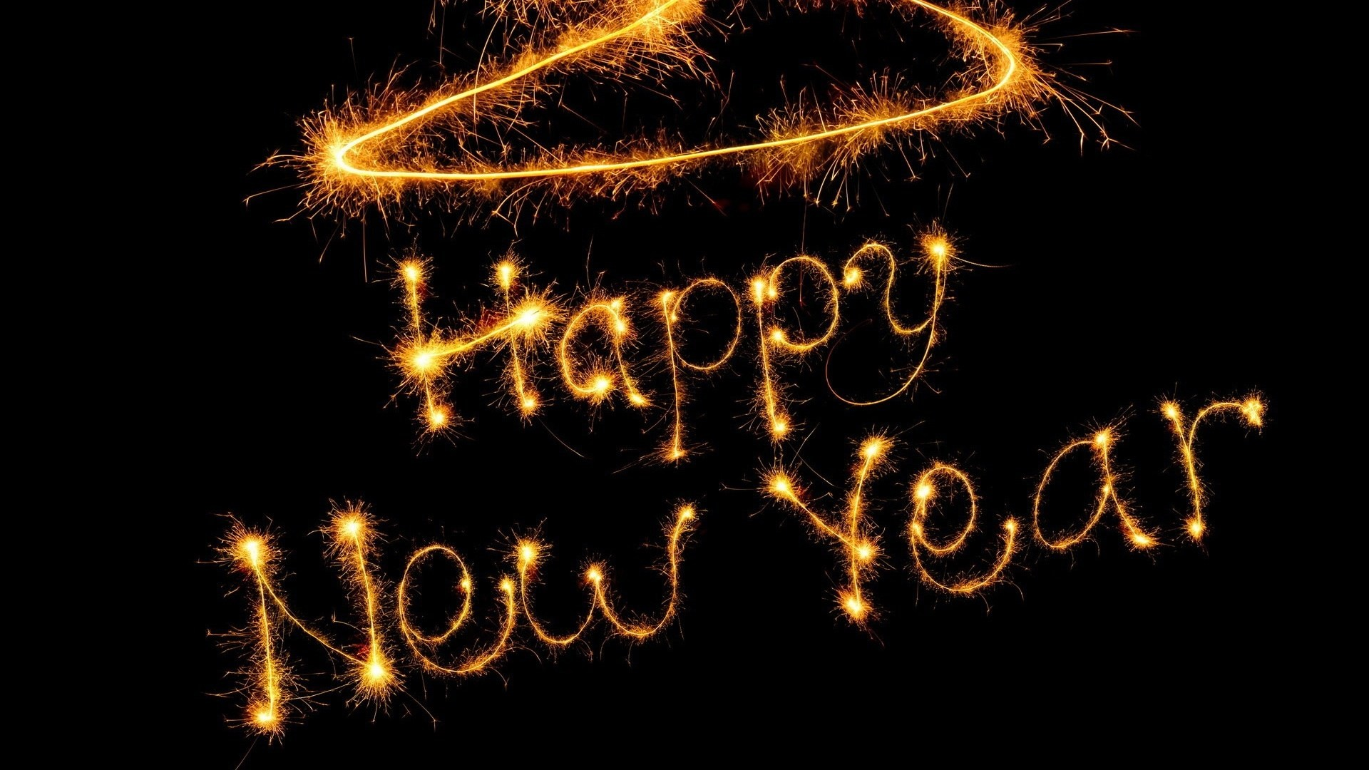 Happy New Year HD Wallpapers Free Download – 2017