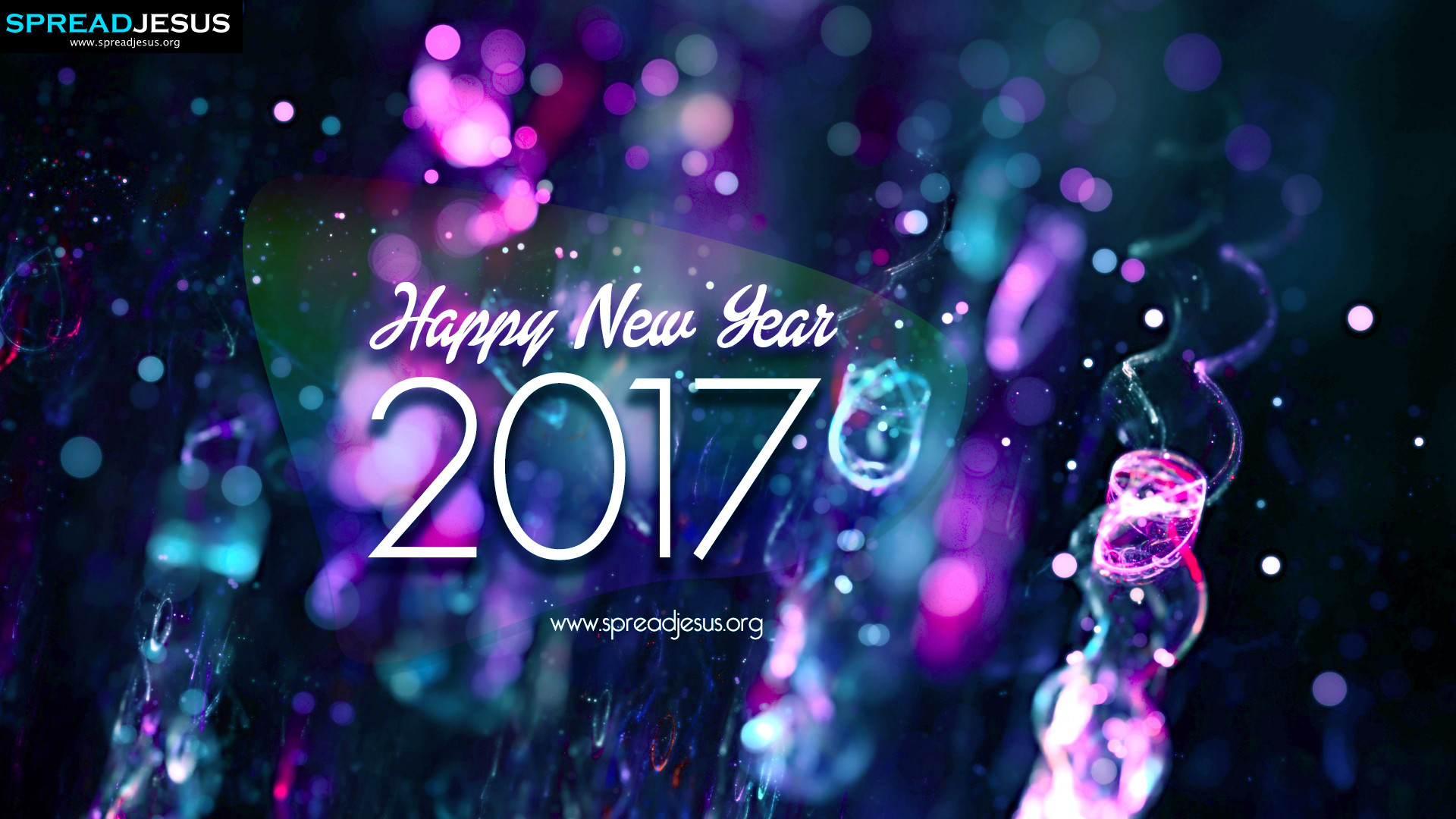 Happy New Year 2017 Greetings Wishes HD-Wallpapers Free  DownlOADING-spreadjesus.org