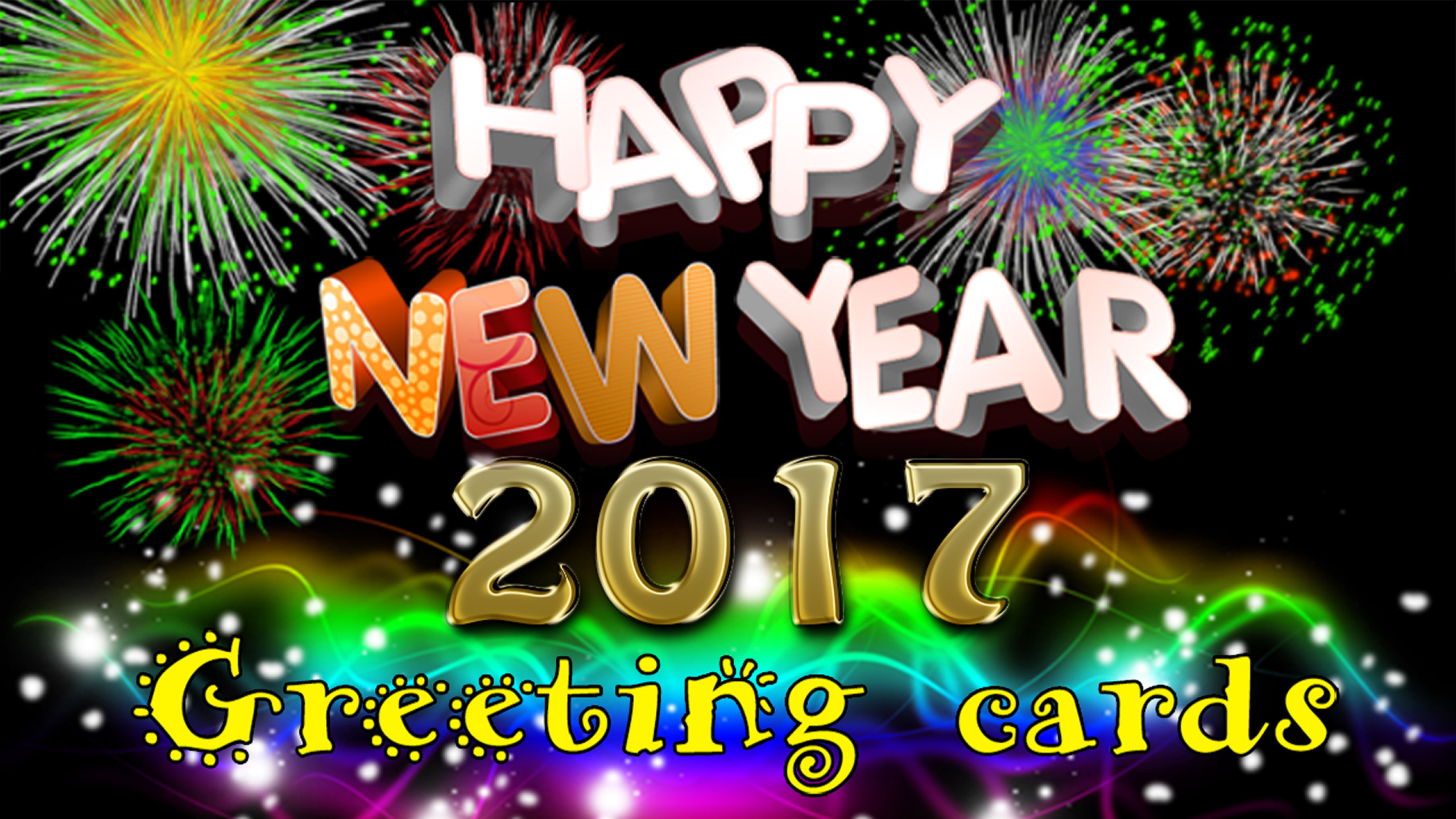 Happy New Year 2017 Greetings Cards Desktop Wallpaper Hd For Mobile Phones  And Laptops : Wallpapers13.com