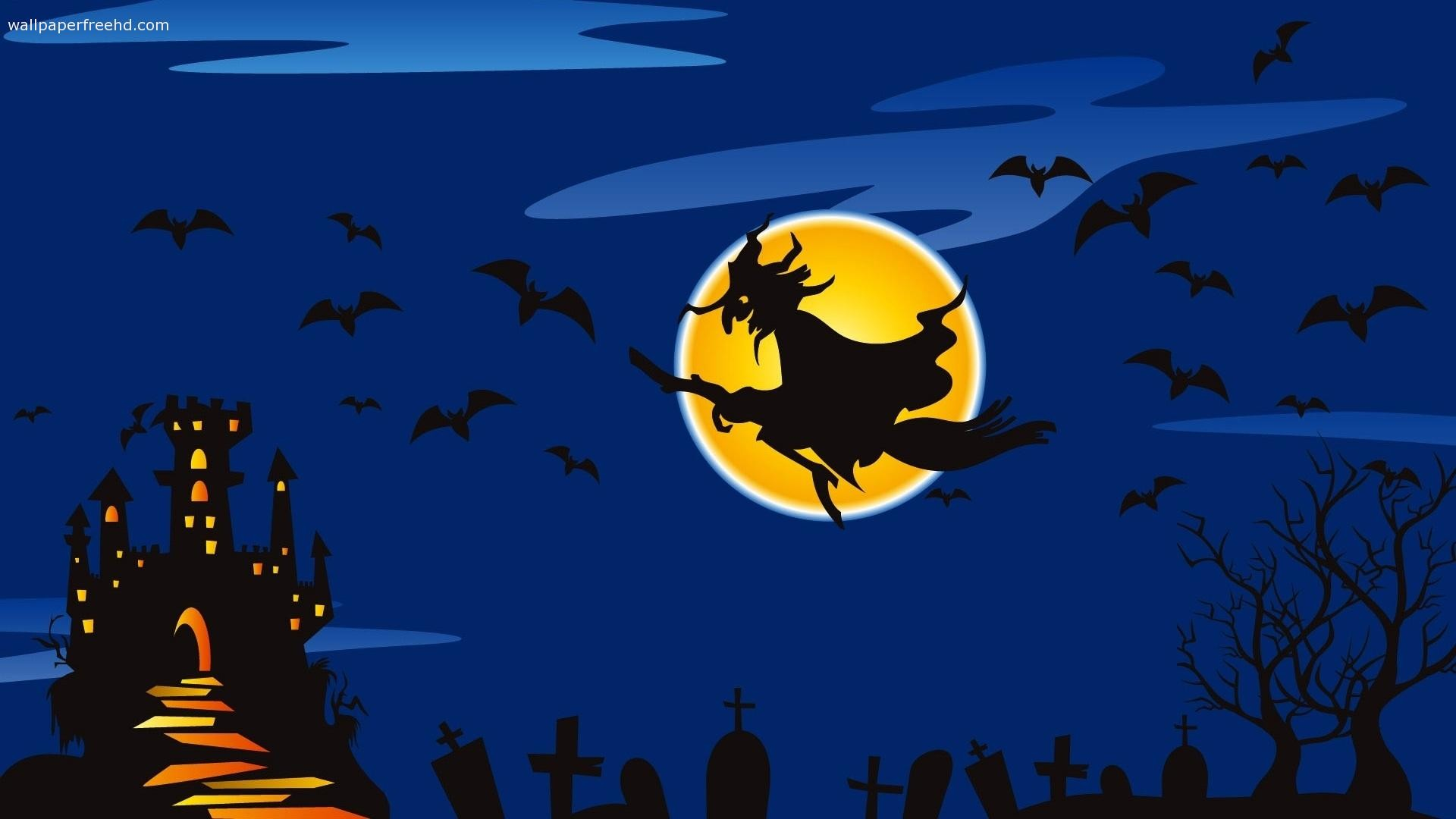 Halloween Witch Wallpapers – Festival Collections
