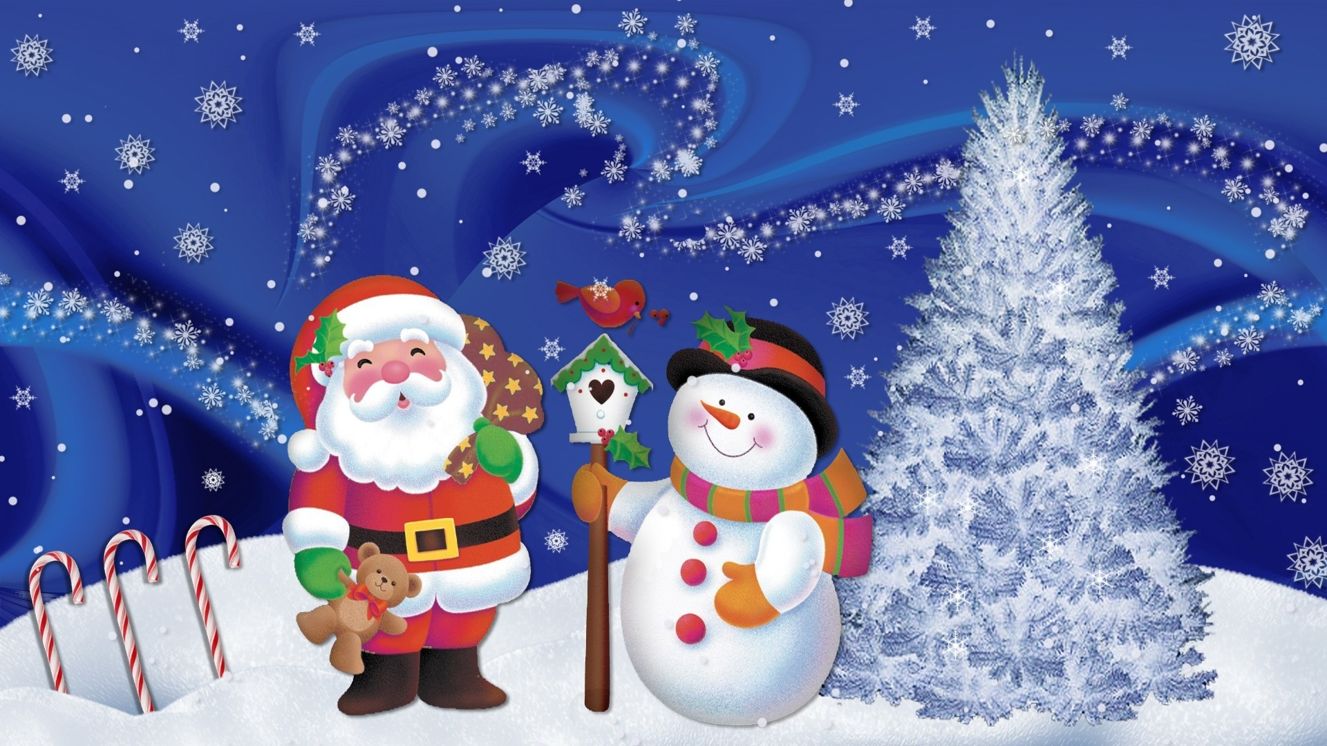 Christmas Wallpapers Animated Free | Hd Wallpapers Download