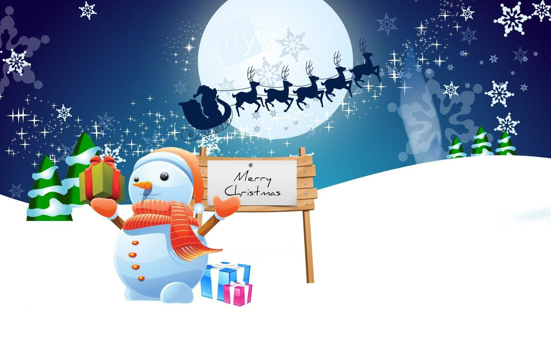 Animated Christmas Wallpapers – Full HD wallpaper search