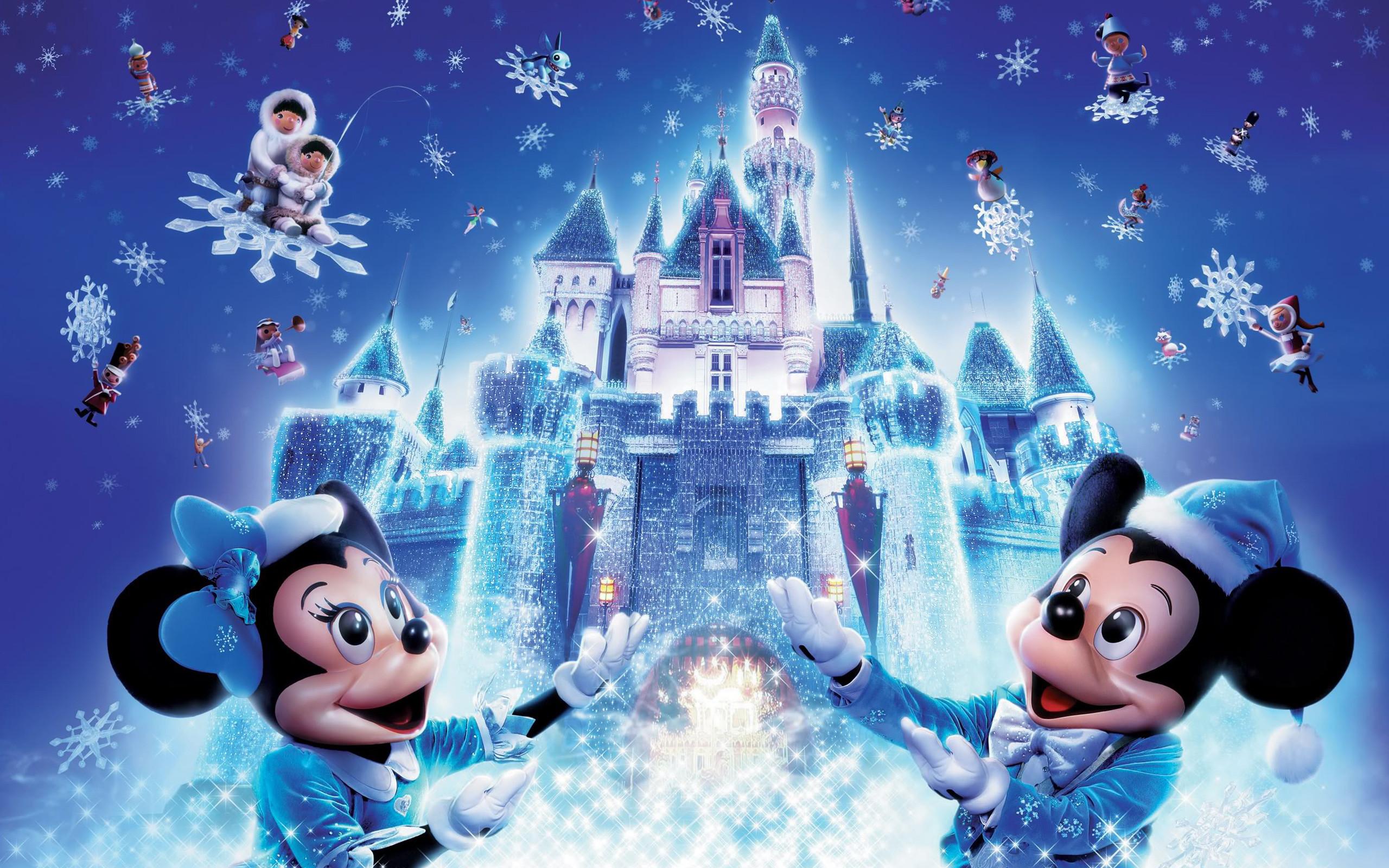 Disney Christmas Screensavers (24)