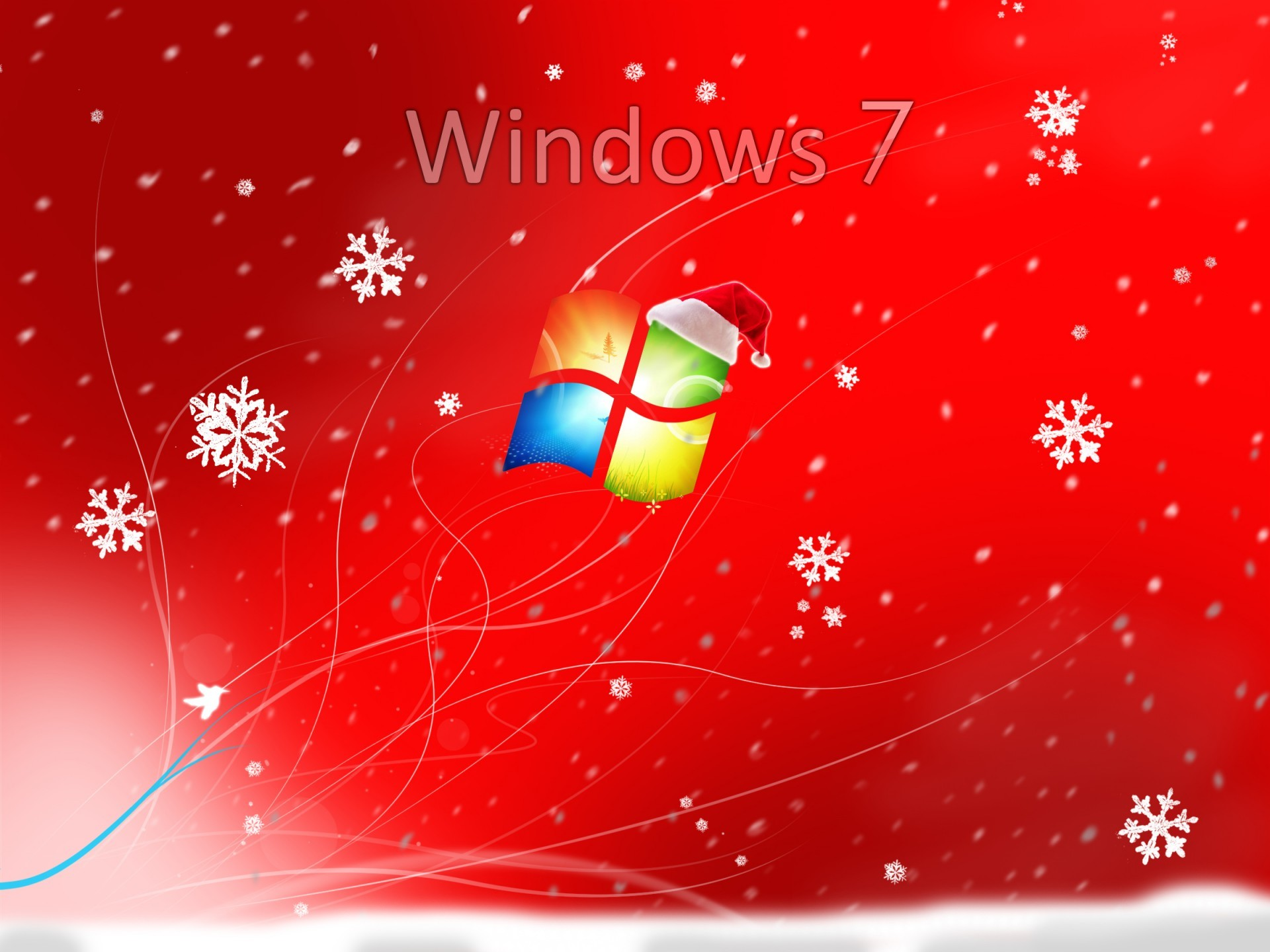 Christmas Wallpapers for Windows 7 HD Wallpaper