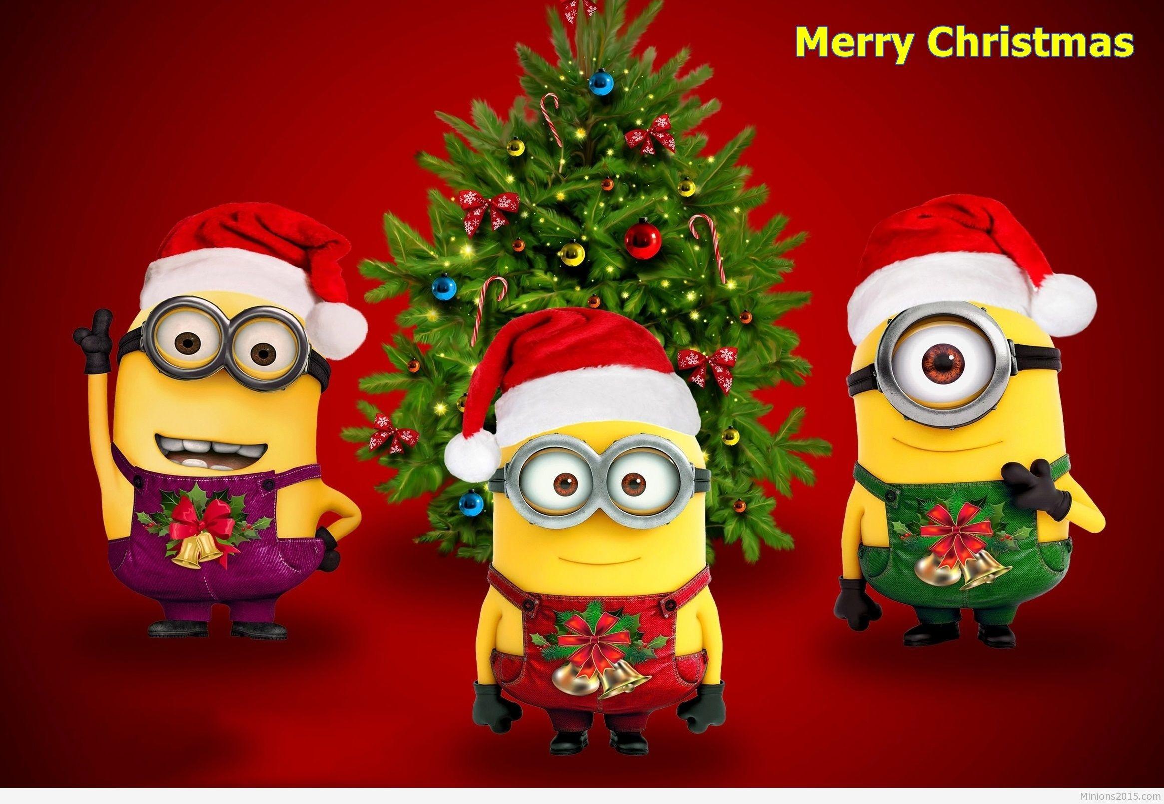 34001-merry-christmas-minions-2560×1600-holiday-wallpaper.  77064e4e9ccc289ee5394dd7dbf48011