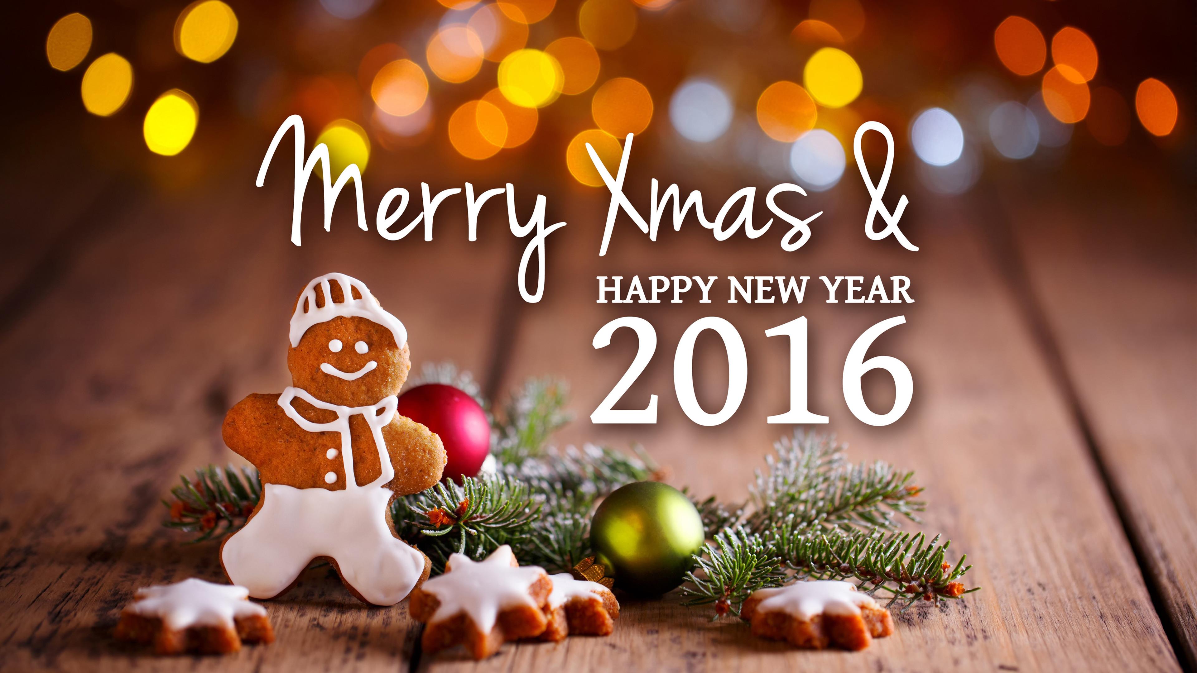 Merry Christmas 2016 Wallpaper