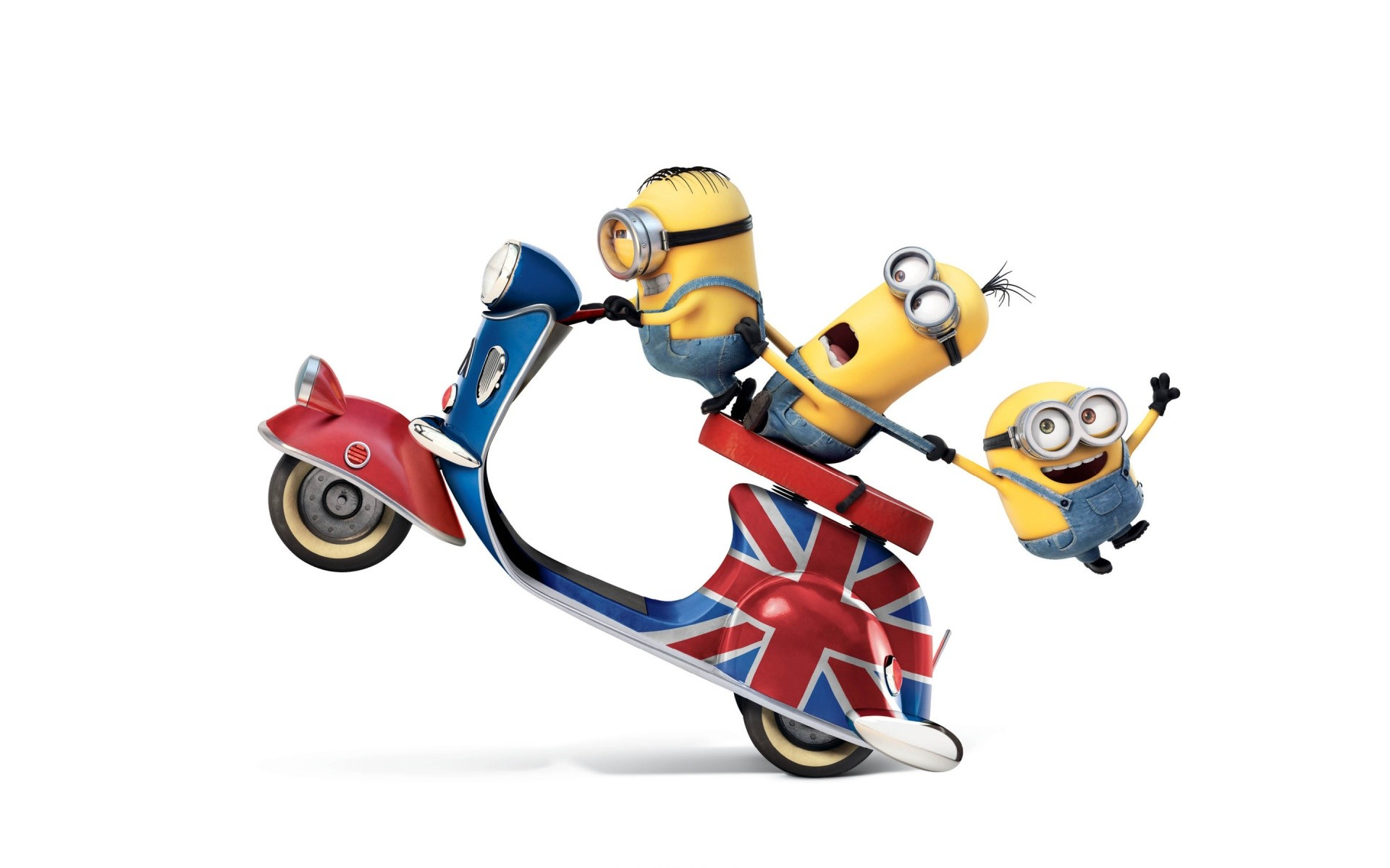 Funny Minions Wallpapers