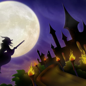 Halloween Animated with Sound