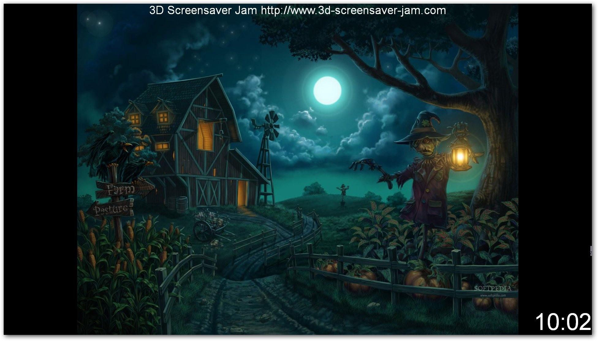 Free Screensavers Wallpaper Halloween – WallpaperSafari