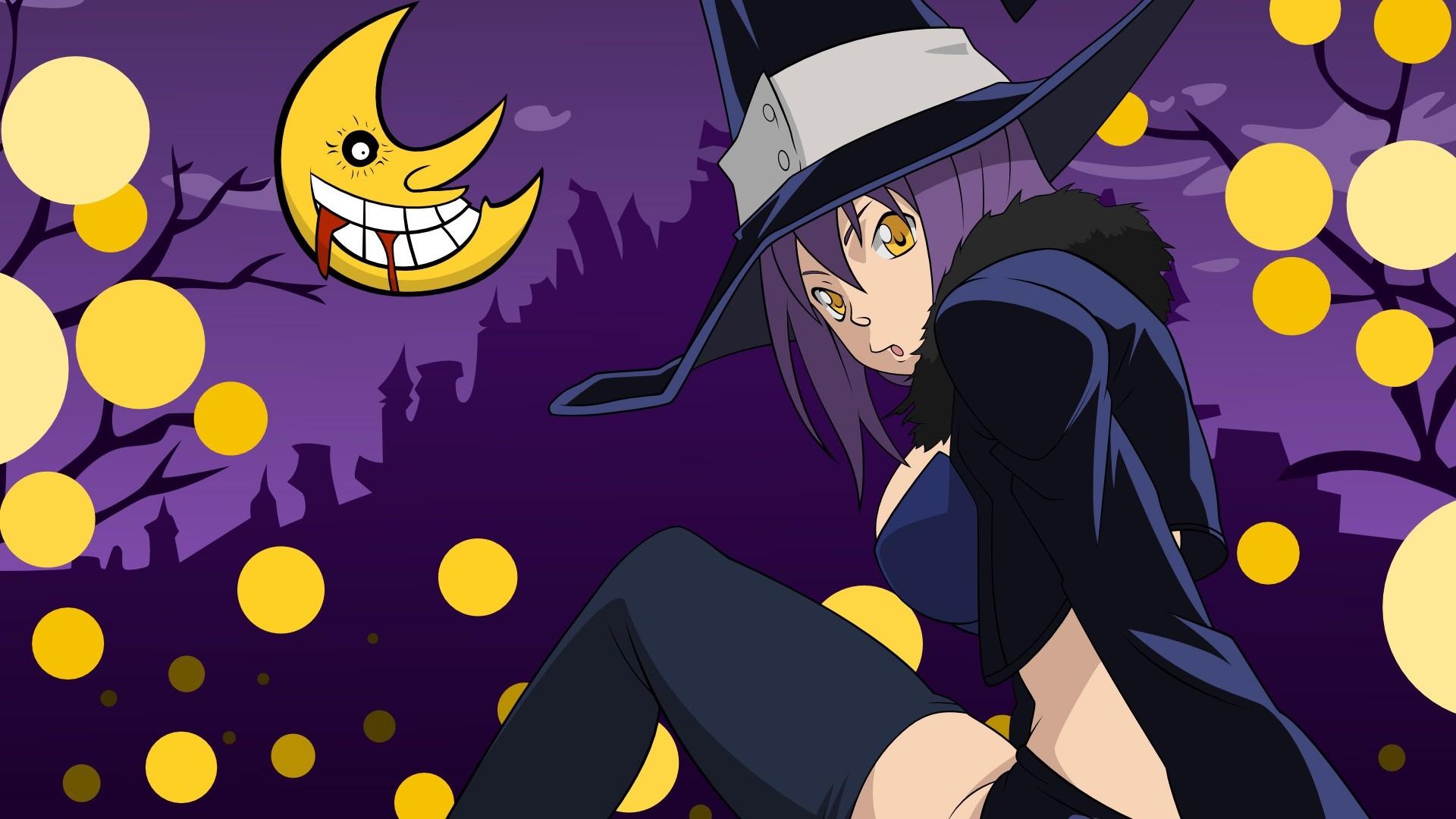 … Anime Halloween Wallpaper (03) …